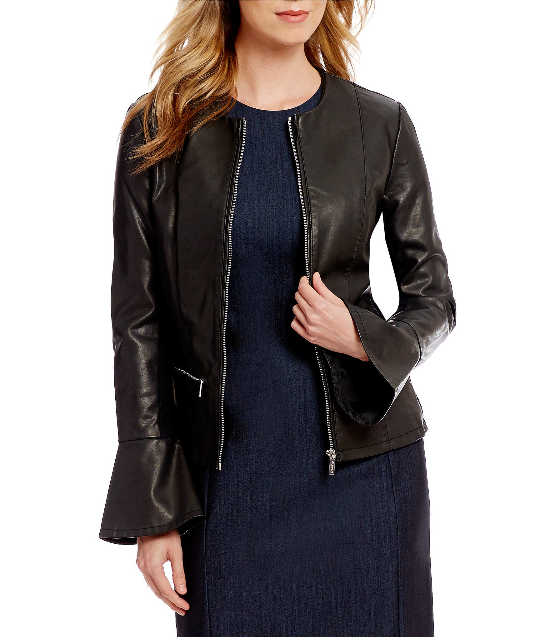 Top leather jackets