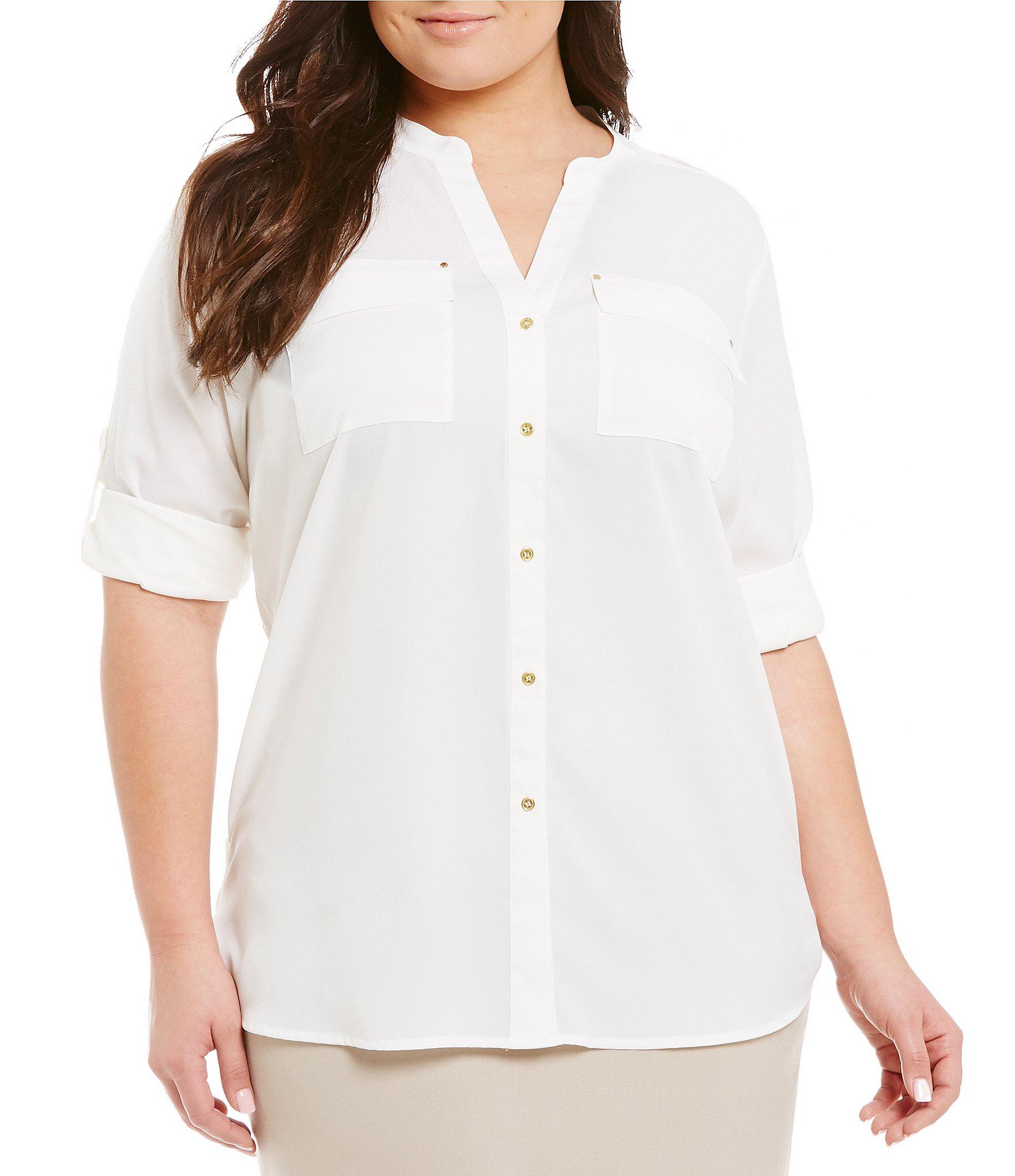 Calvin Klein Women\'s Plus-Size Clothing | Dillards