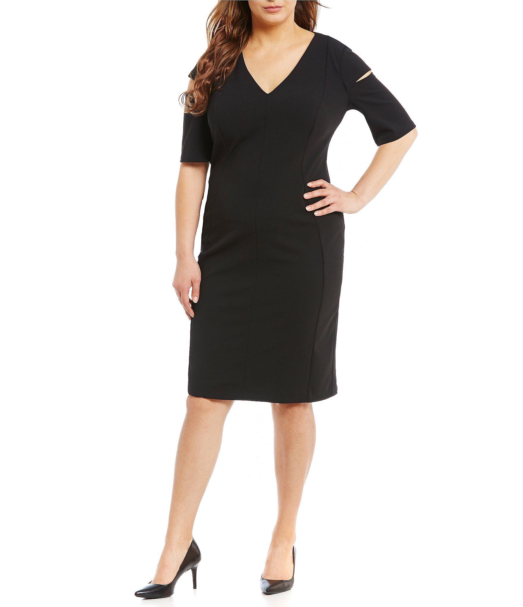 Plus-Size Daytime & Casual Dresses   Dillards