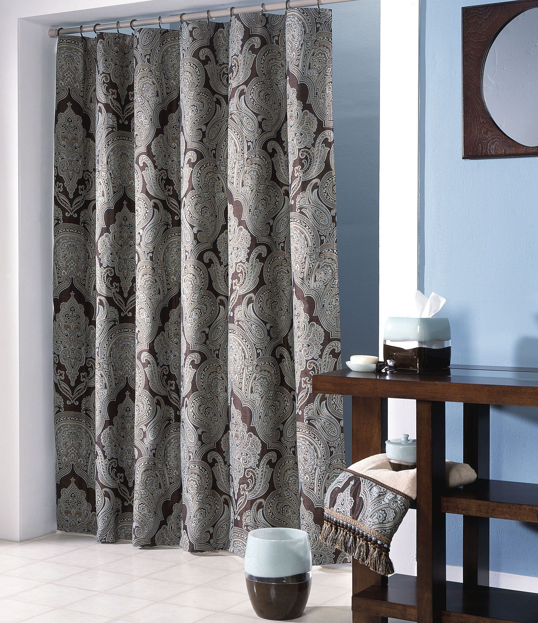Home | Bath & Personal Care | Shower Curtains & Rings | Dillards.com