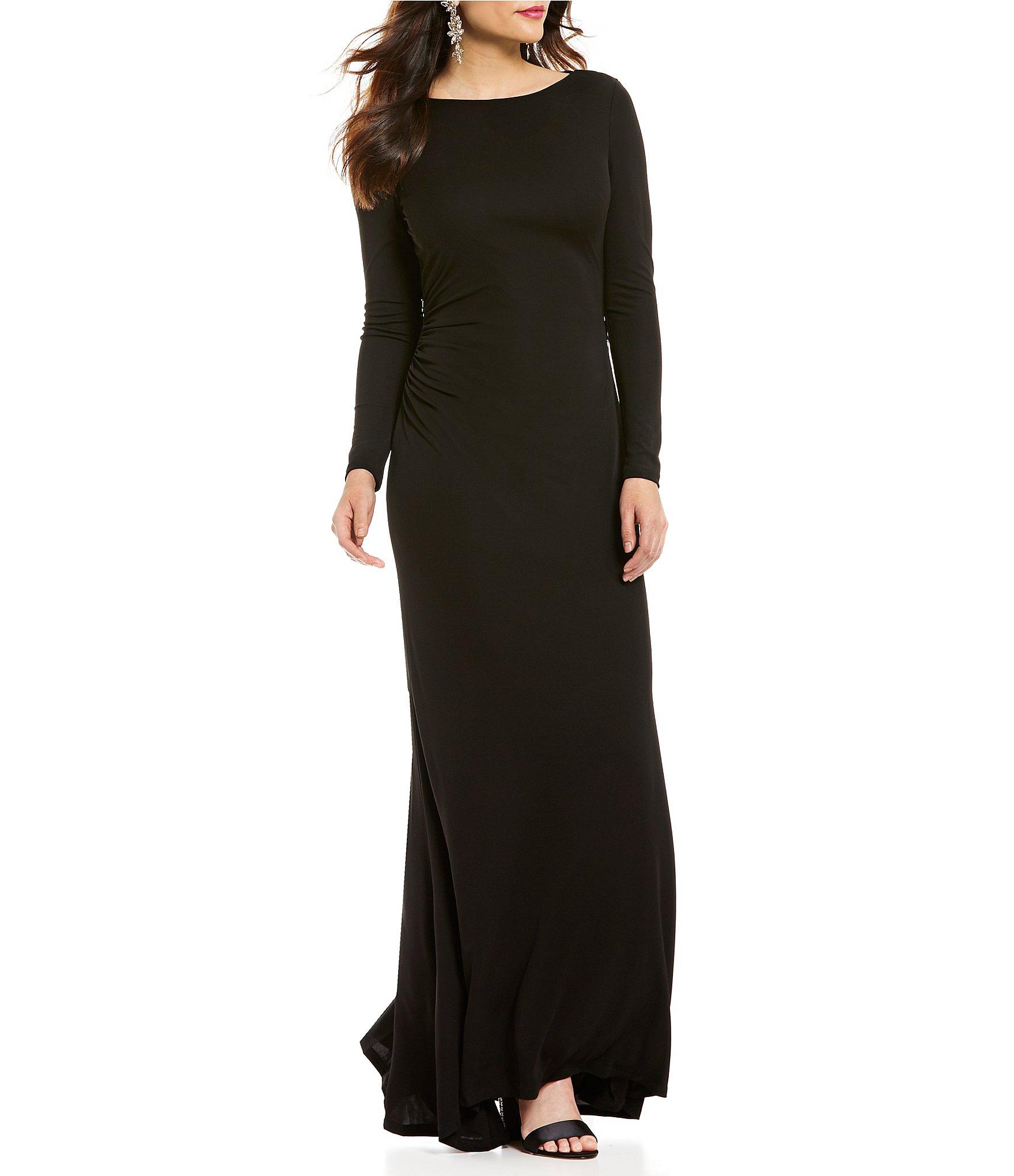 Black dress long sleeve - Black Dress Long Sleeve 40