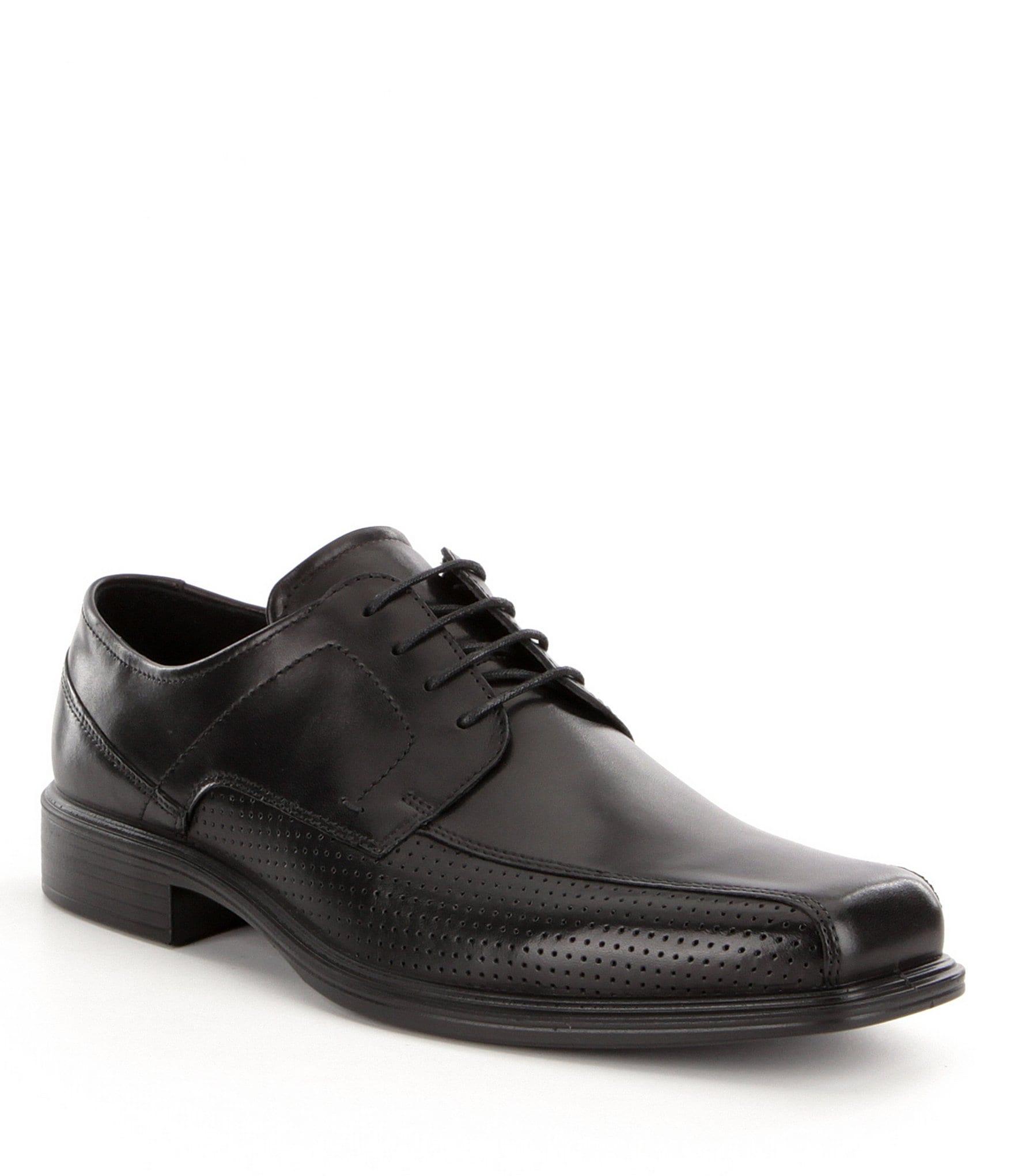 Black dress gold shoes medium
