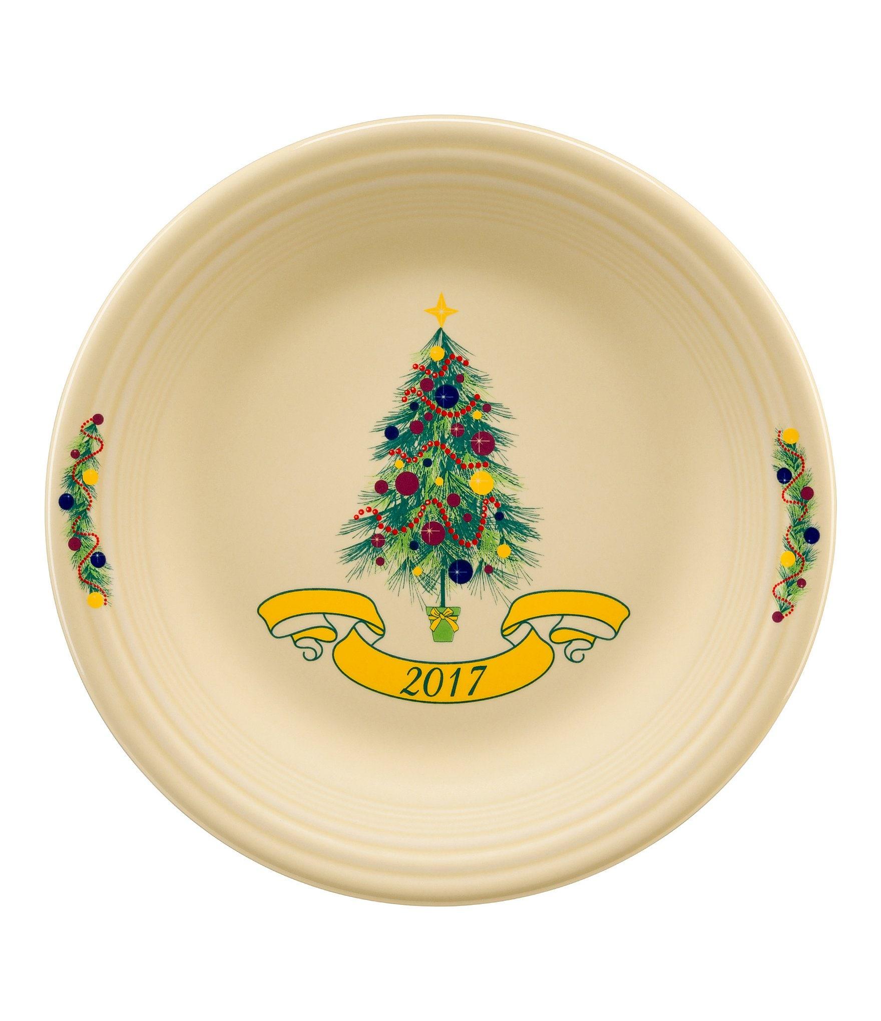 Fiesta Dillards Com - Fiesta Christmas Tree Dinnerware