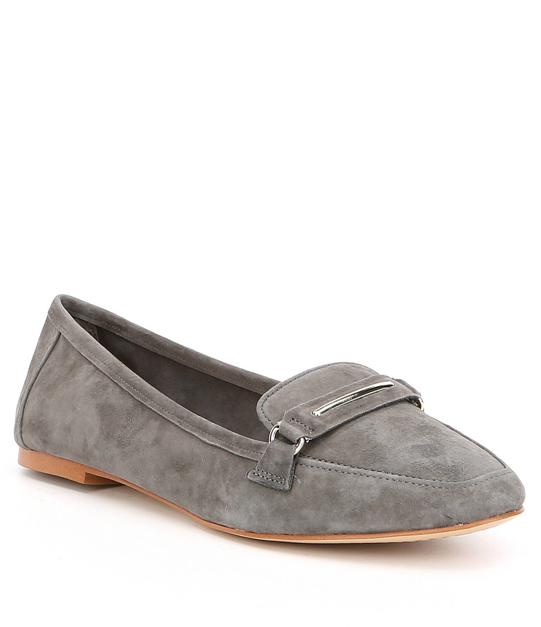 b95ebd4f7c6b Buy michael kors loafers grey   OFF40% Discounted