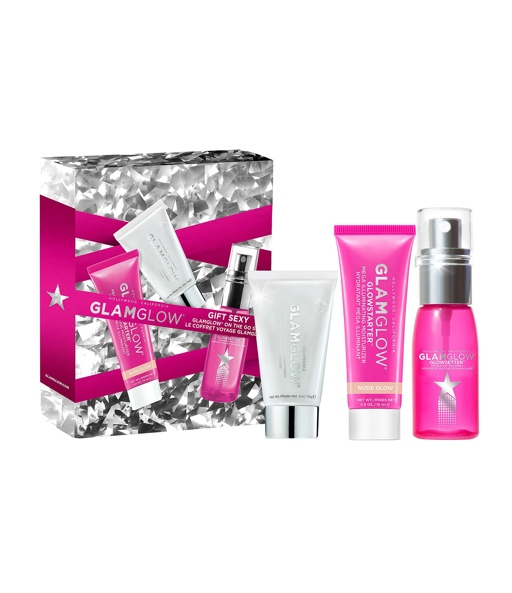 Glowsetter Makeup Setting Spray by glamglow #11