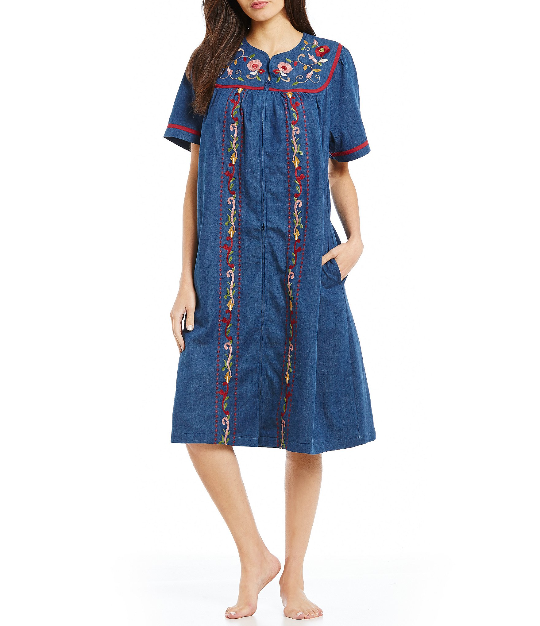 Ivory Patio Dresses & Caftans Dillards
