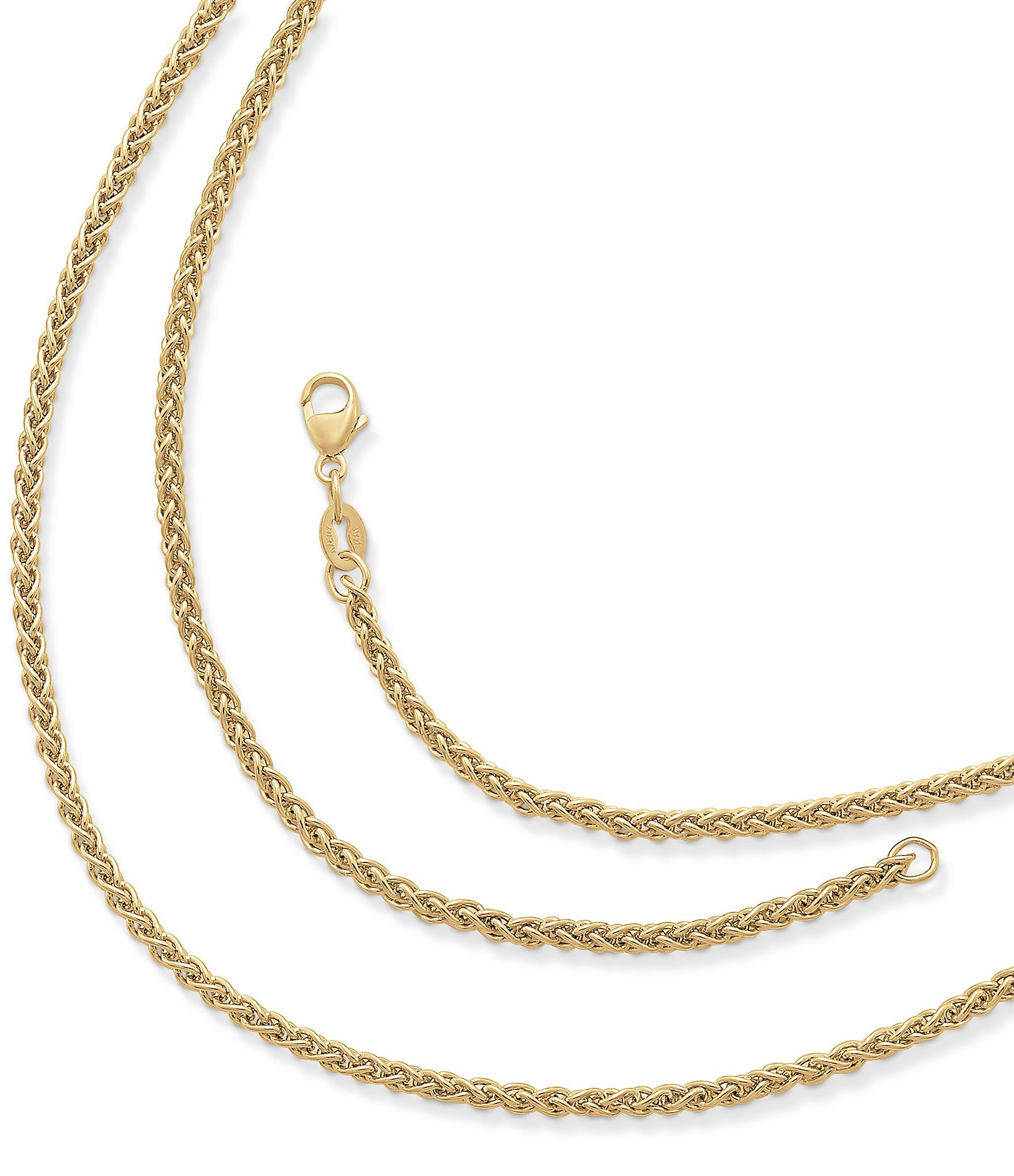 gold a small brilliant chain diamond chopard with set pendant cut and yellow dolphin jewellery