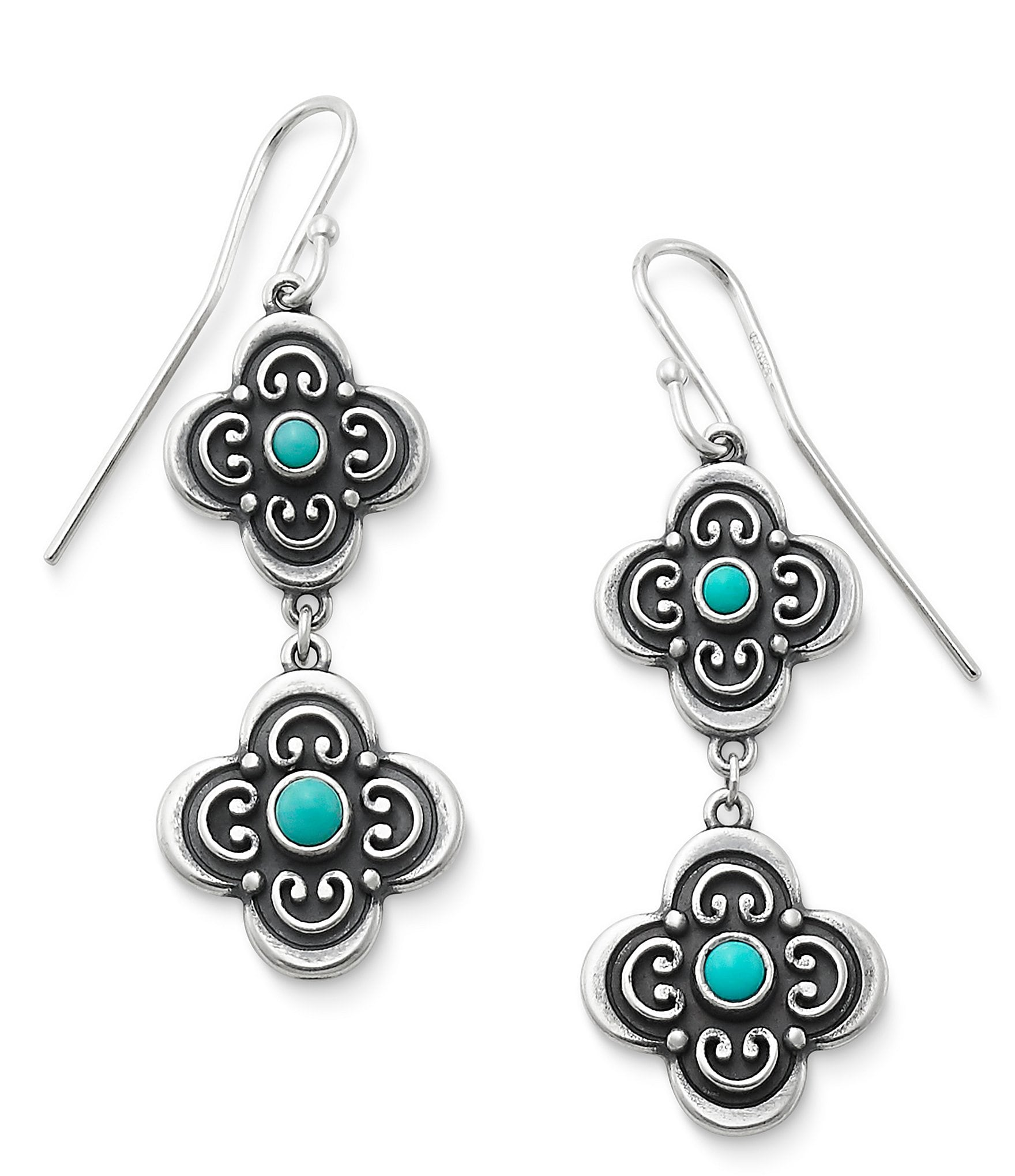 sterling earrings bling jewelry studs silver earring turquoise bali stud oval hsh