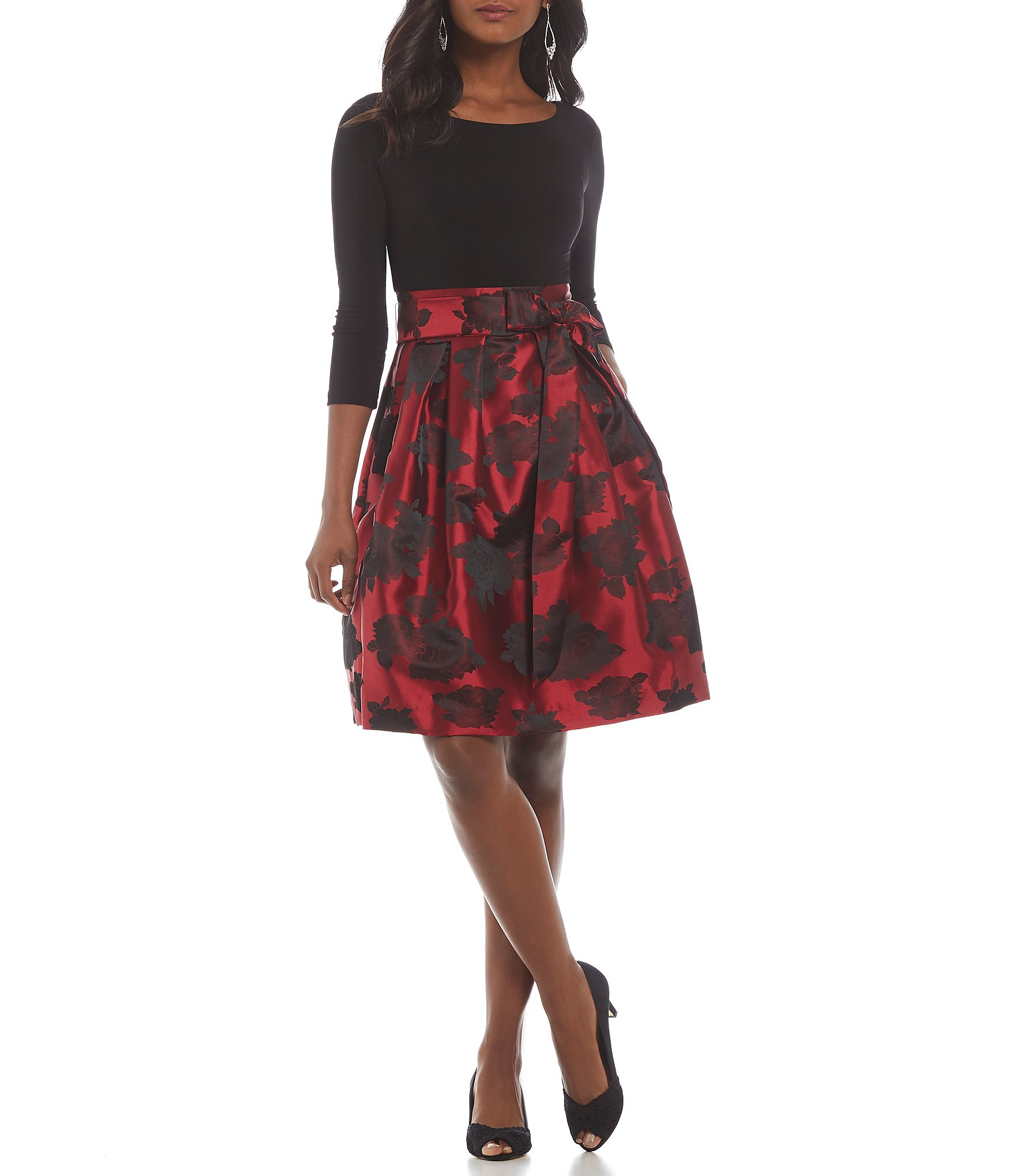 Red cocktail dress dillards tucson mall