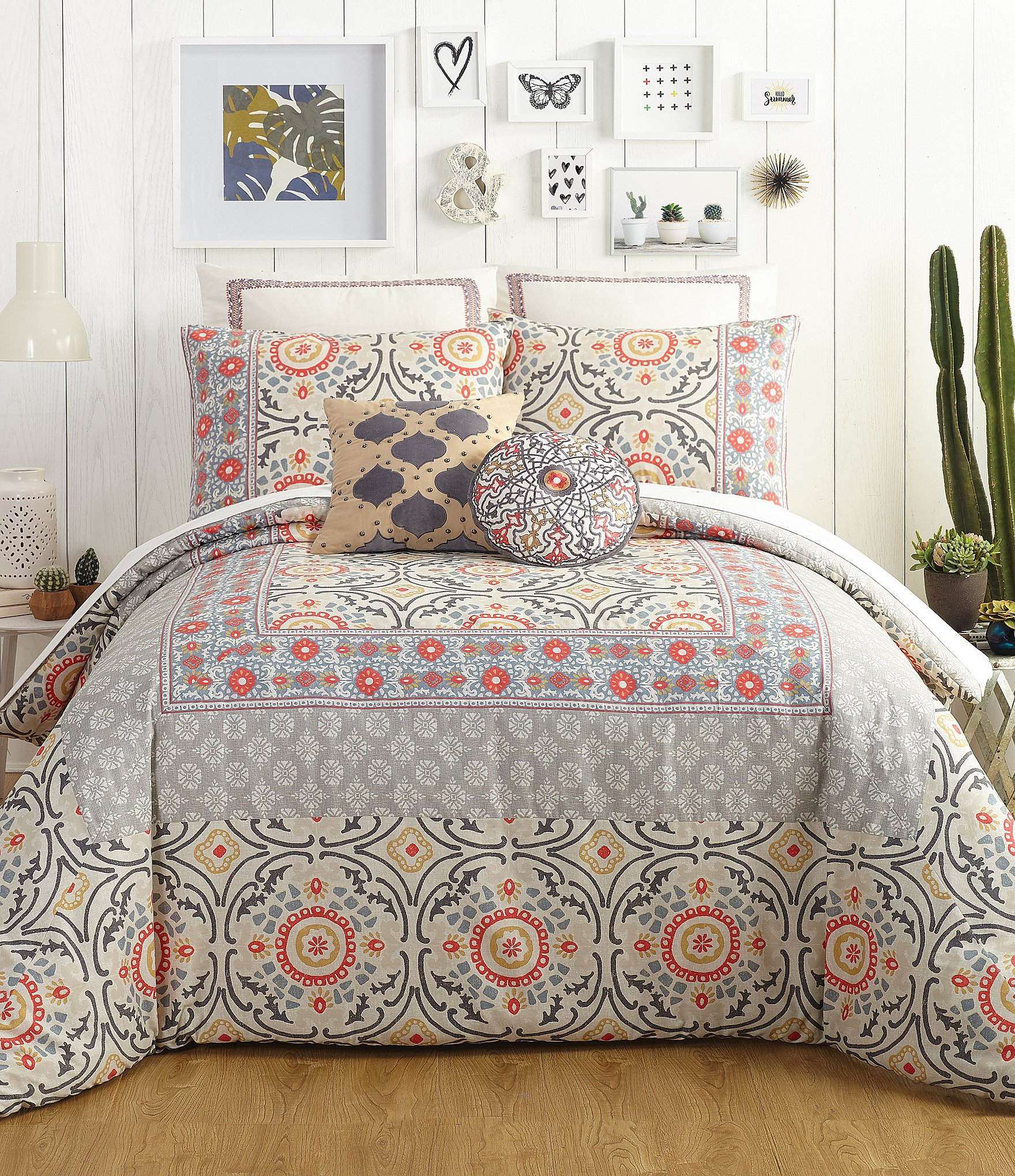 Bed sheet set with quilt - Bed Sheet Set With Quilt 5