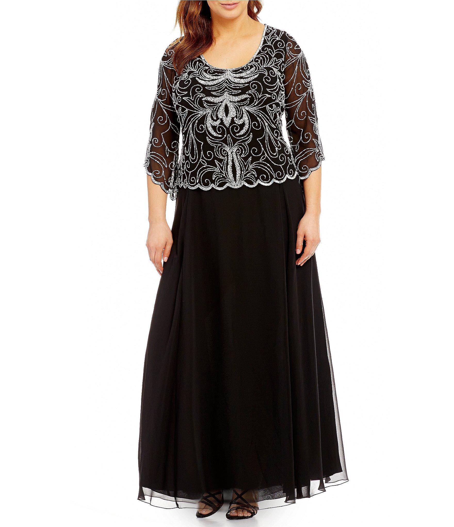 Black dress 6x alabama