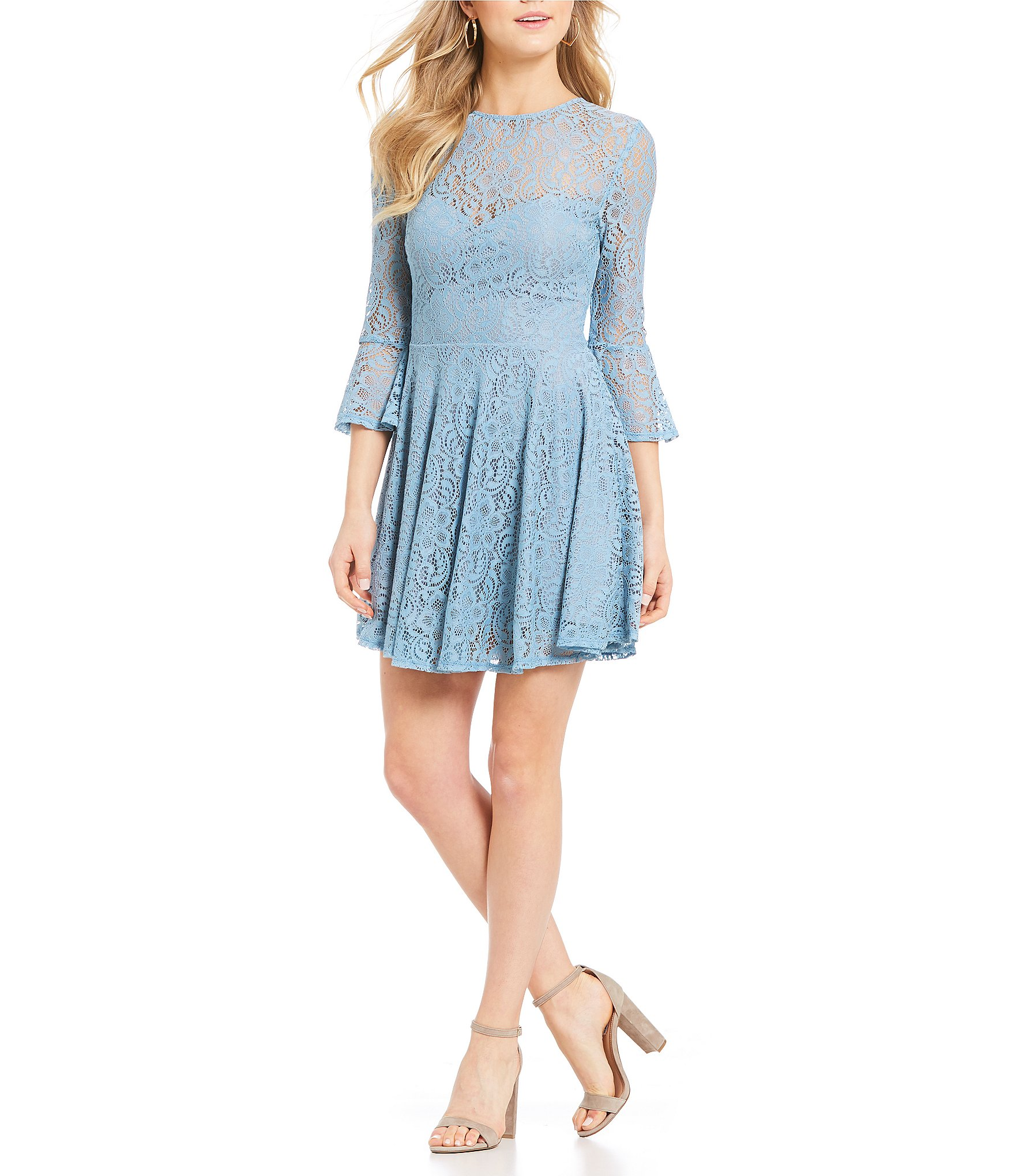 cold shoulder: Juniors\' Dresses | Dillards.com