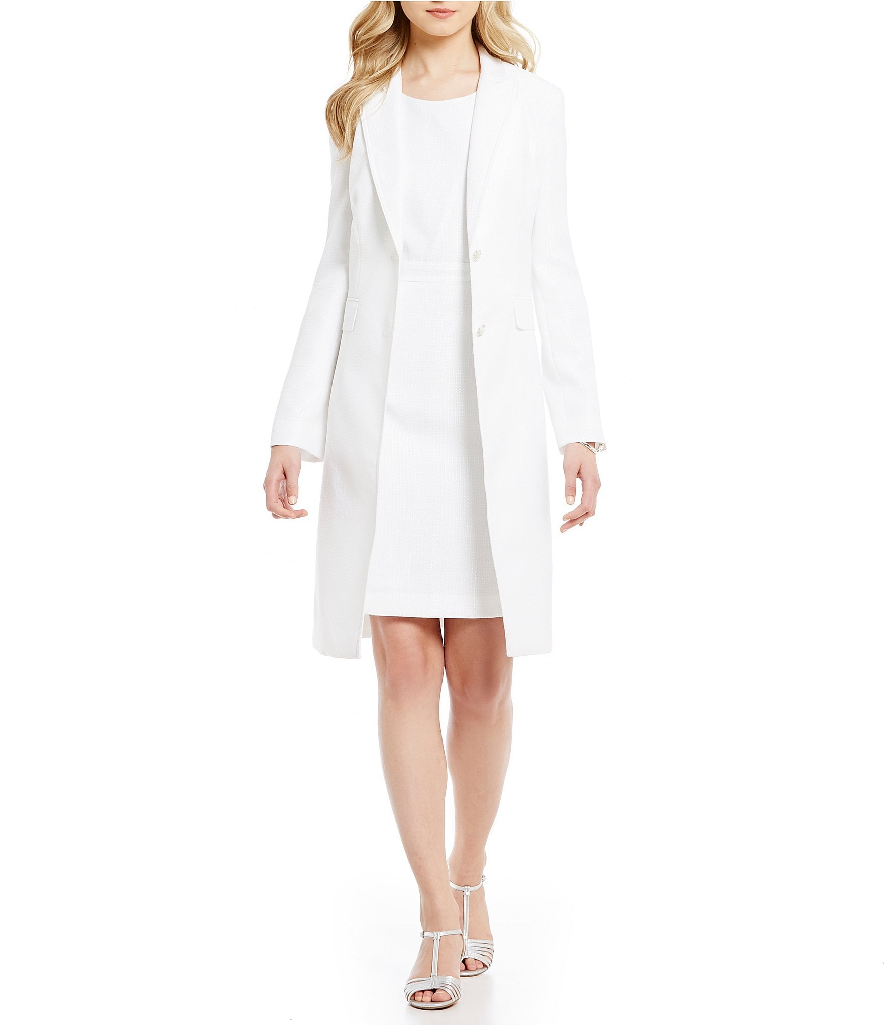 White dress coat - White Dress Coat 18