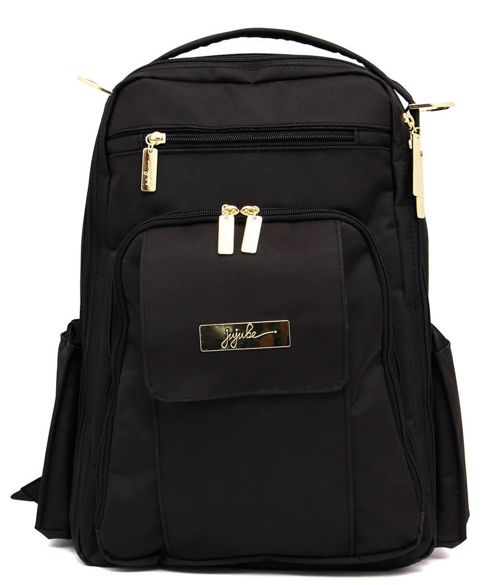 ju ju be be right back solid backpack diaper bag dillards. Black Bedroom Furniture Sets. Home Design Ideas