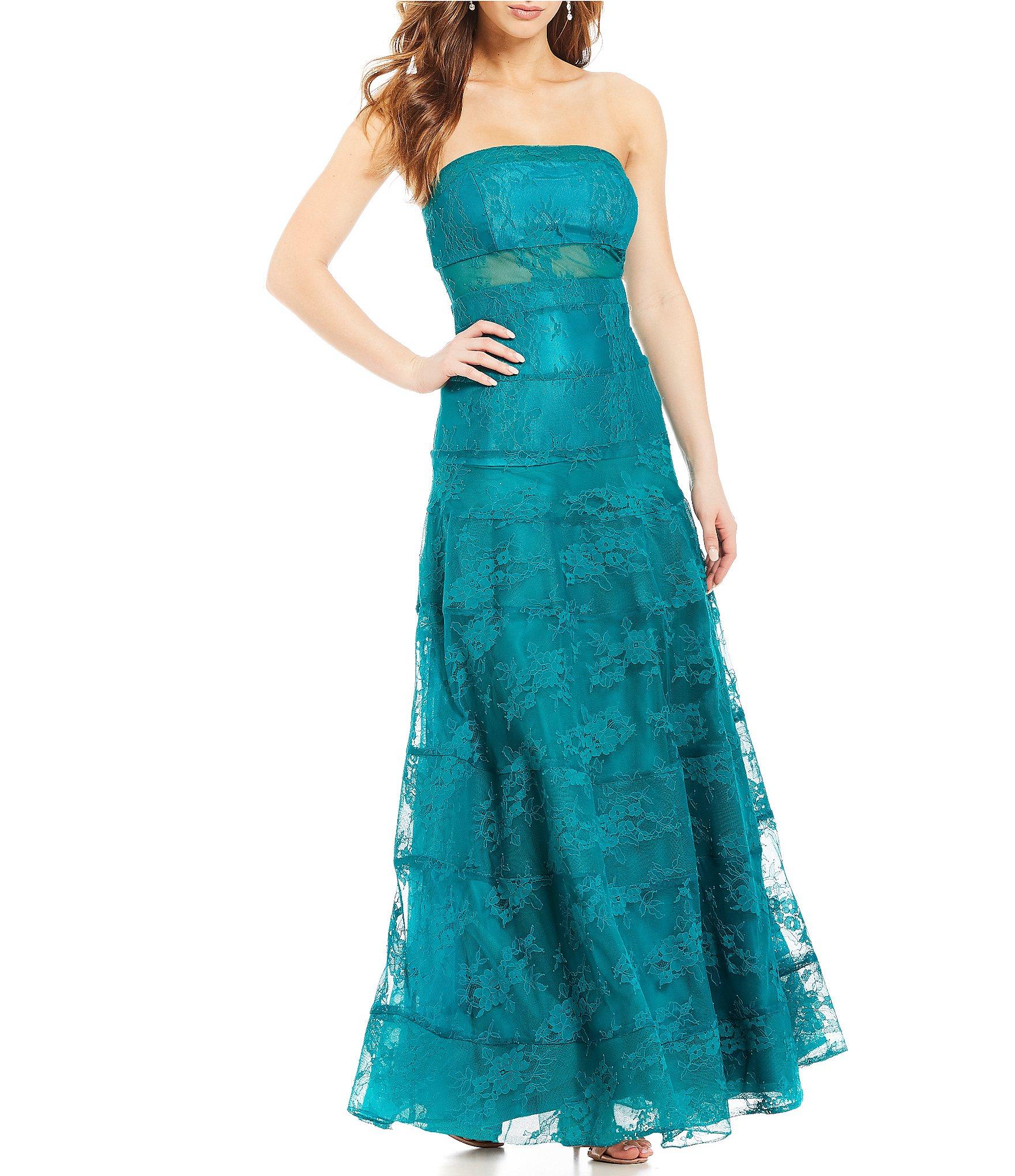 green prom: Juniors\' Dresses | Dillards.com