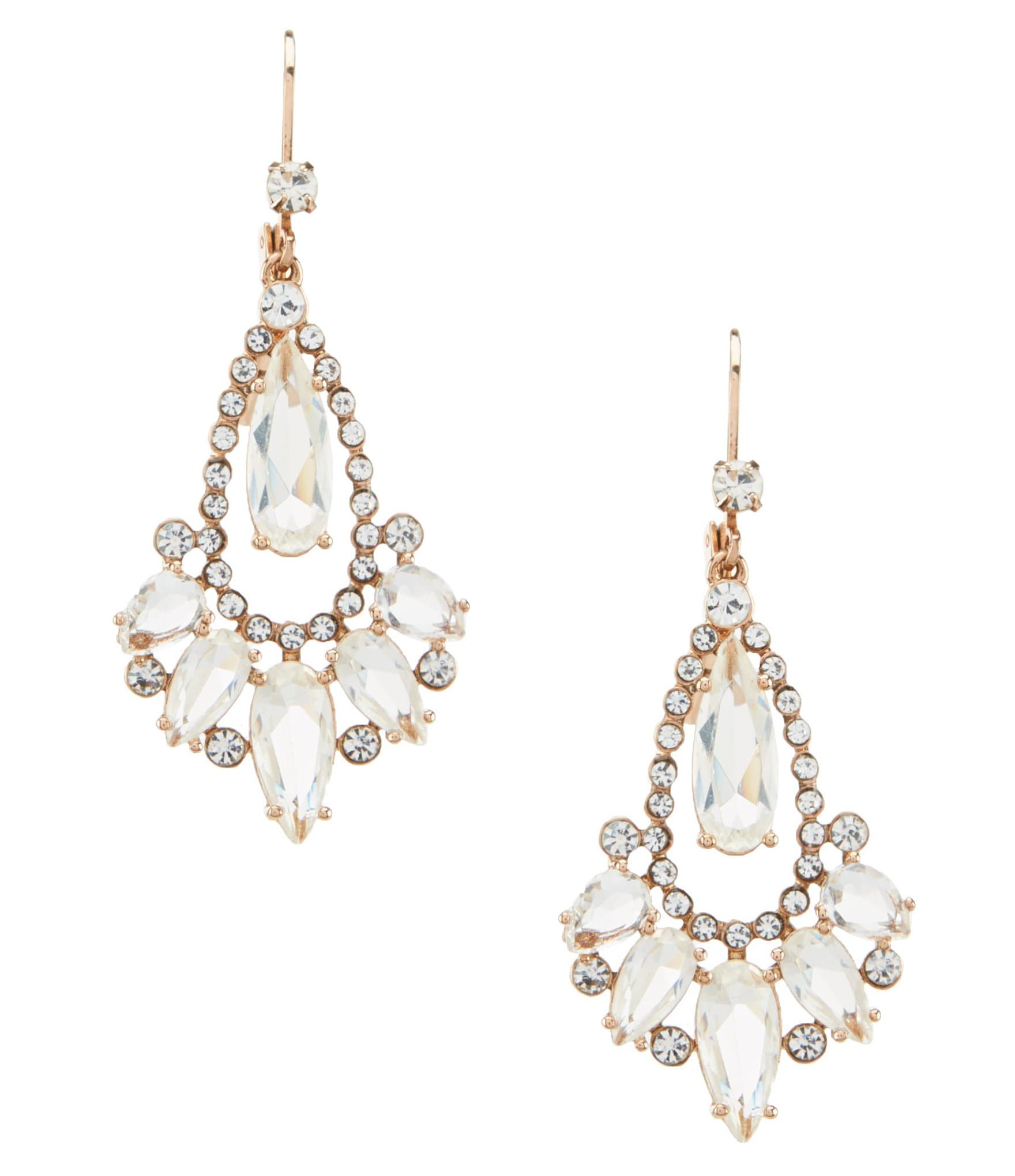 Womens chandelier earrings dillards arubaitofo Image collections