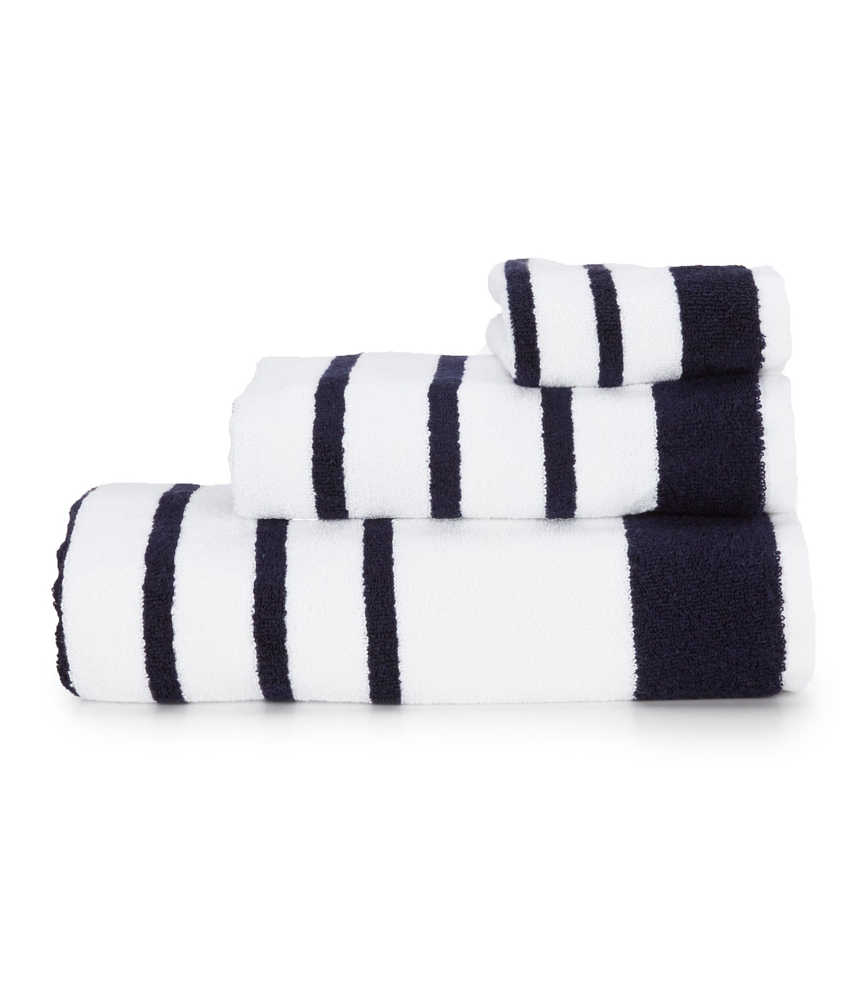 Classy 80 red and black striped bath towels inspiration for Blue and white striped bathroom accessories