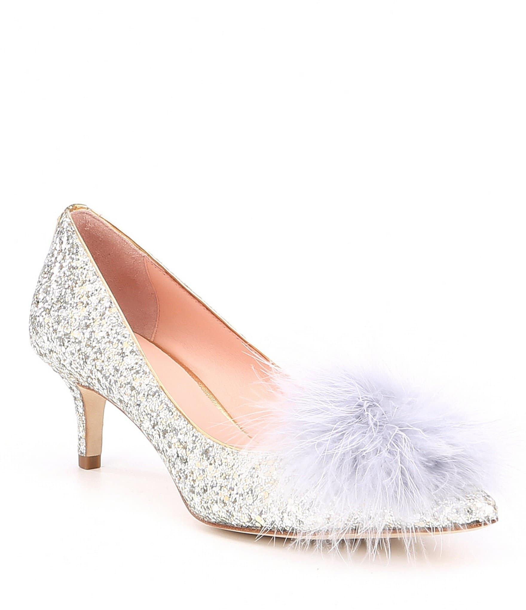 Kate spade bridal womens shoes dillards junglespirit Image collections