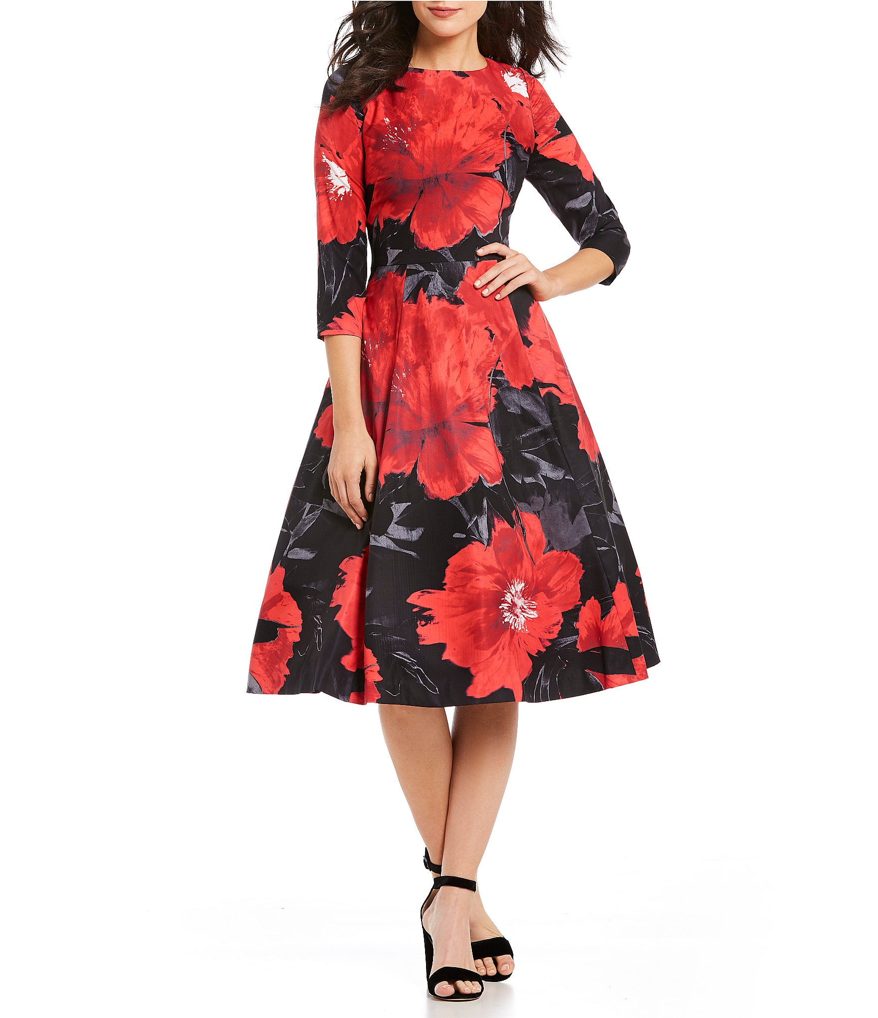 Red evening dresses petite trench