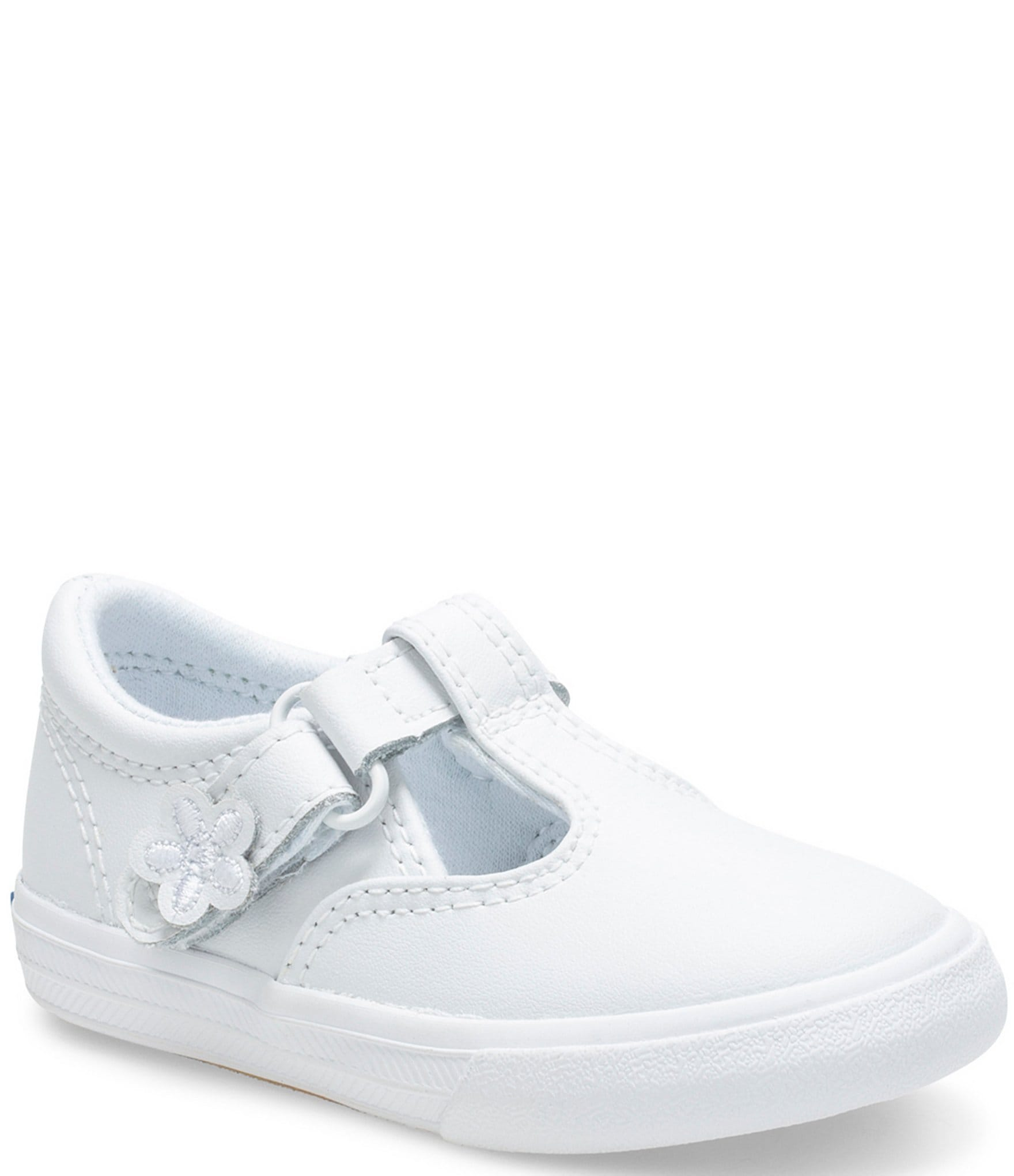 Ivory Infant Girls Shoes