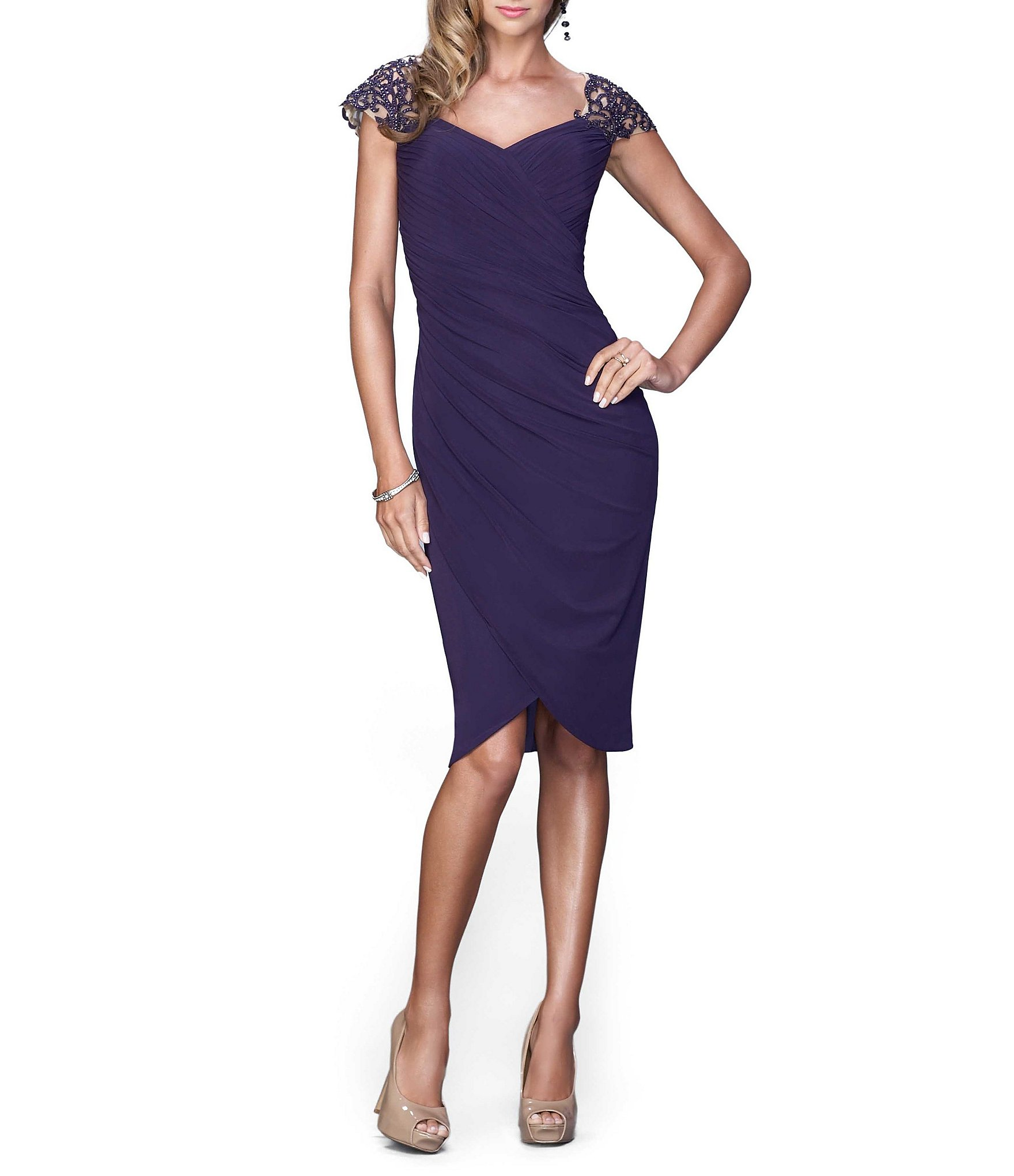 Mother of the Bride Short Dresses & Gowns