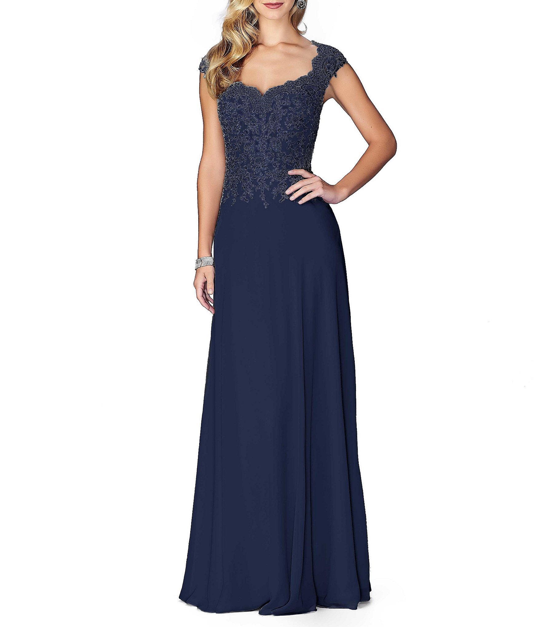 Long bridesmaid dresses gowns dillards ombrellifo Images
