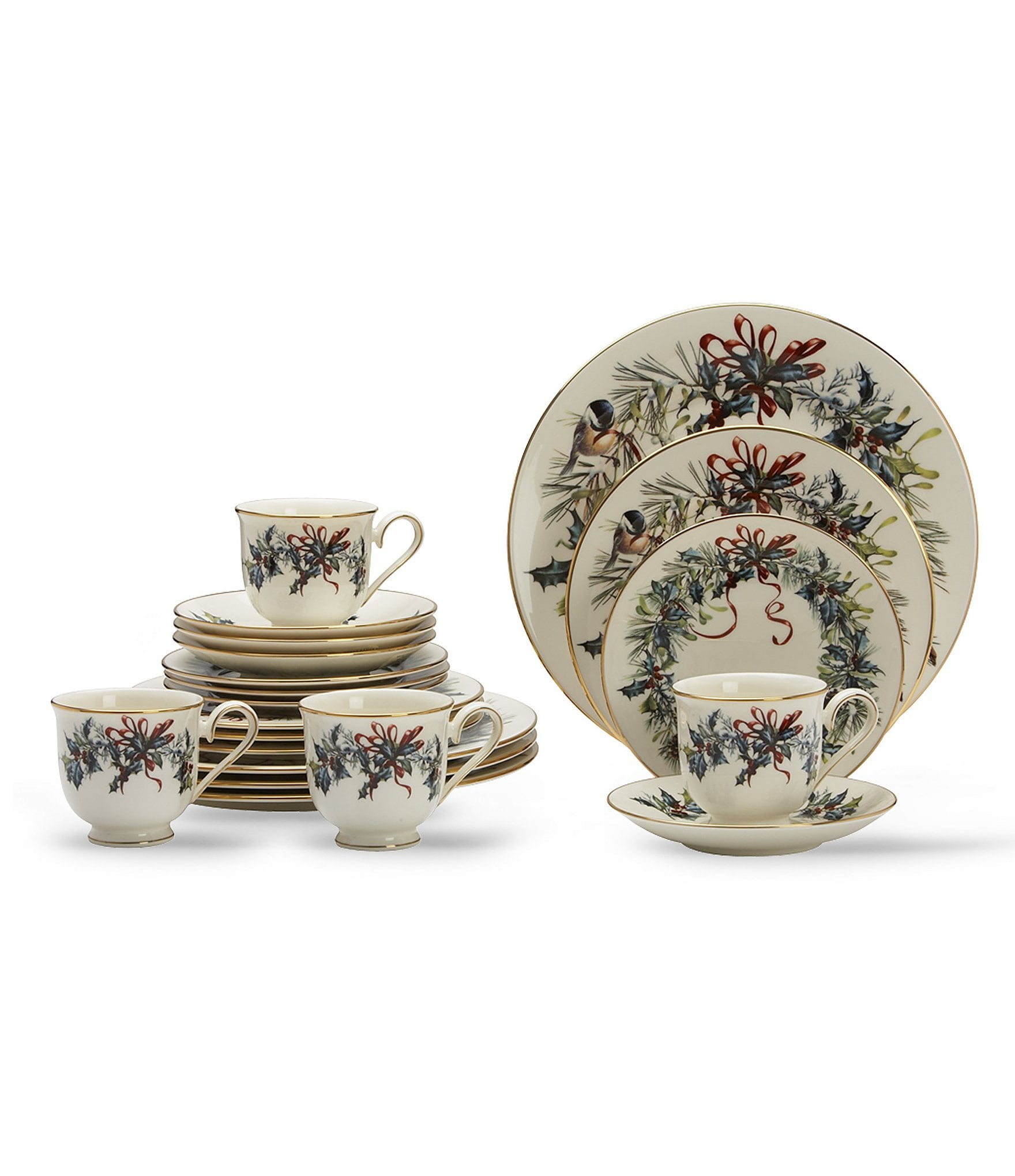Lenox winter greetings dinnerware castrophotos lenox winter greetings china dillards m4hsunfo