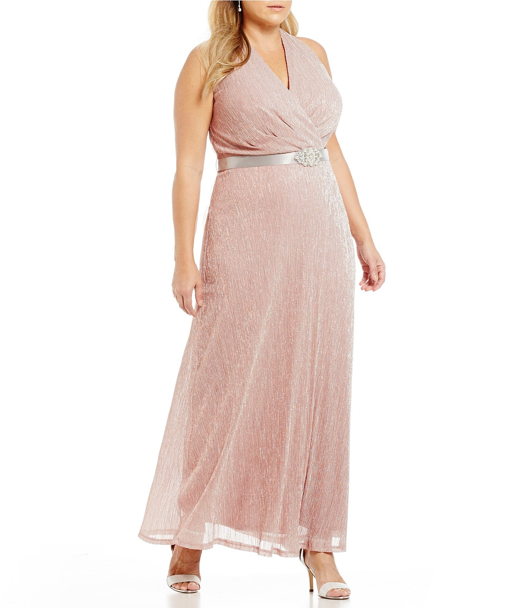 Mother of the bride dresses plus sizes 100 plus size for Dillards plus size wedding guest dresses