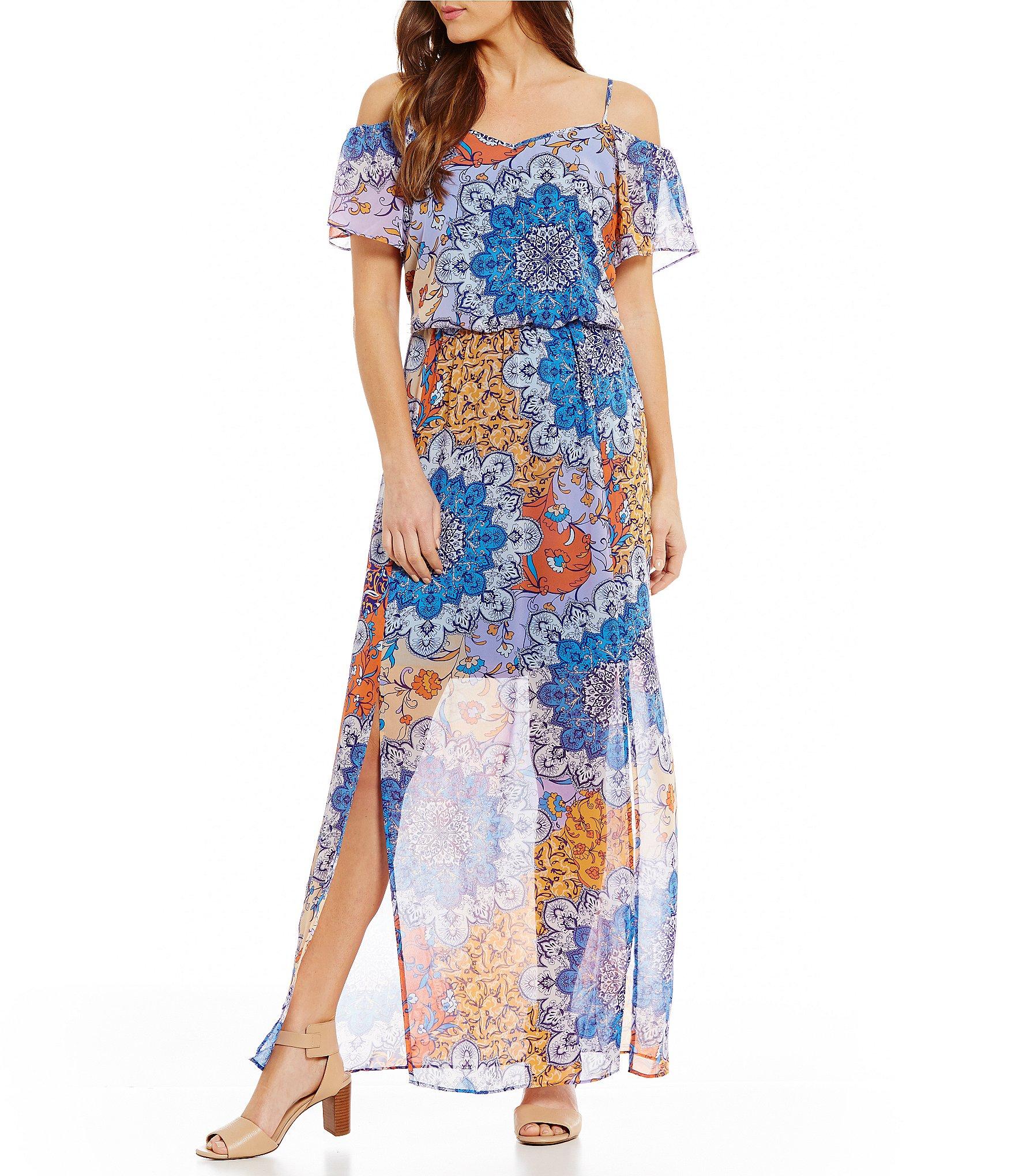 Piccolina maxi dress by leifsdottir dresses