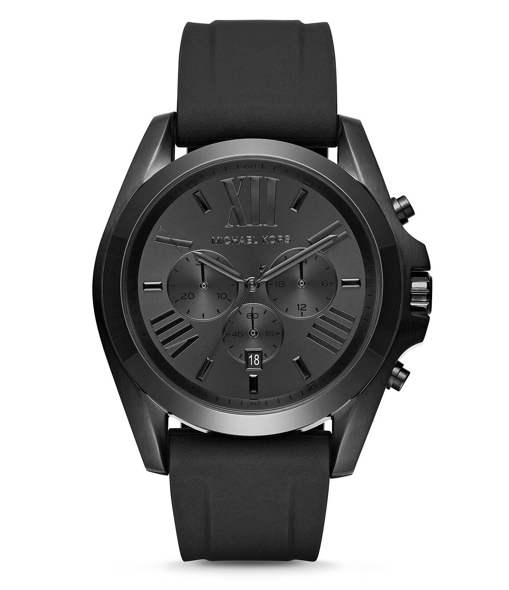 5fbdac96f9c1 Buy michael kors black watch   OFF64% Discounted