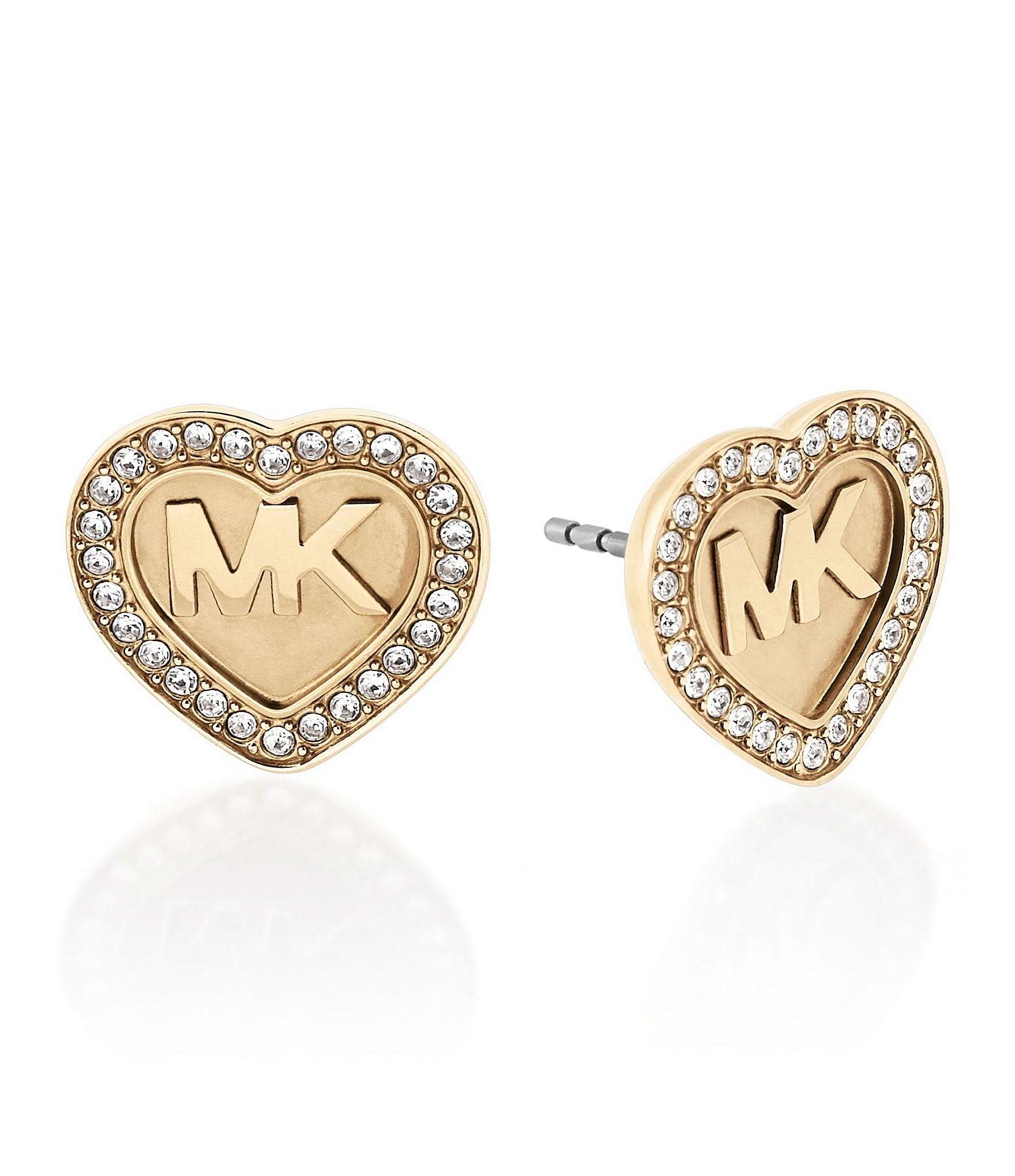 Diamond heart earrings - Diamond Heart Earrings 51