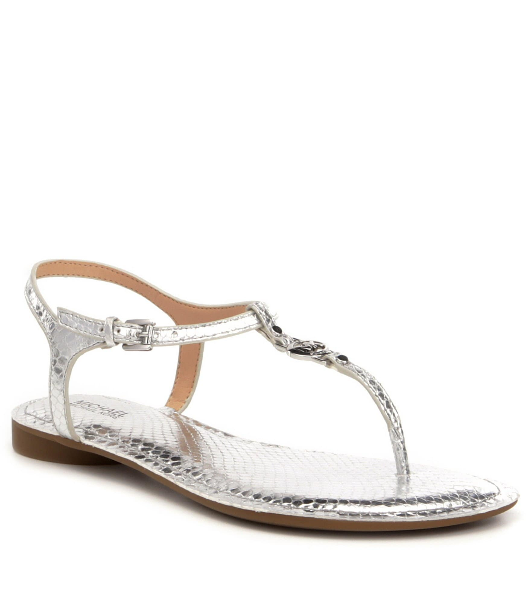 Michael Michael Kors Bethany Thong Sandals Dillards