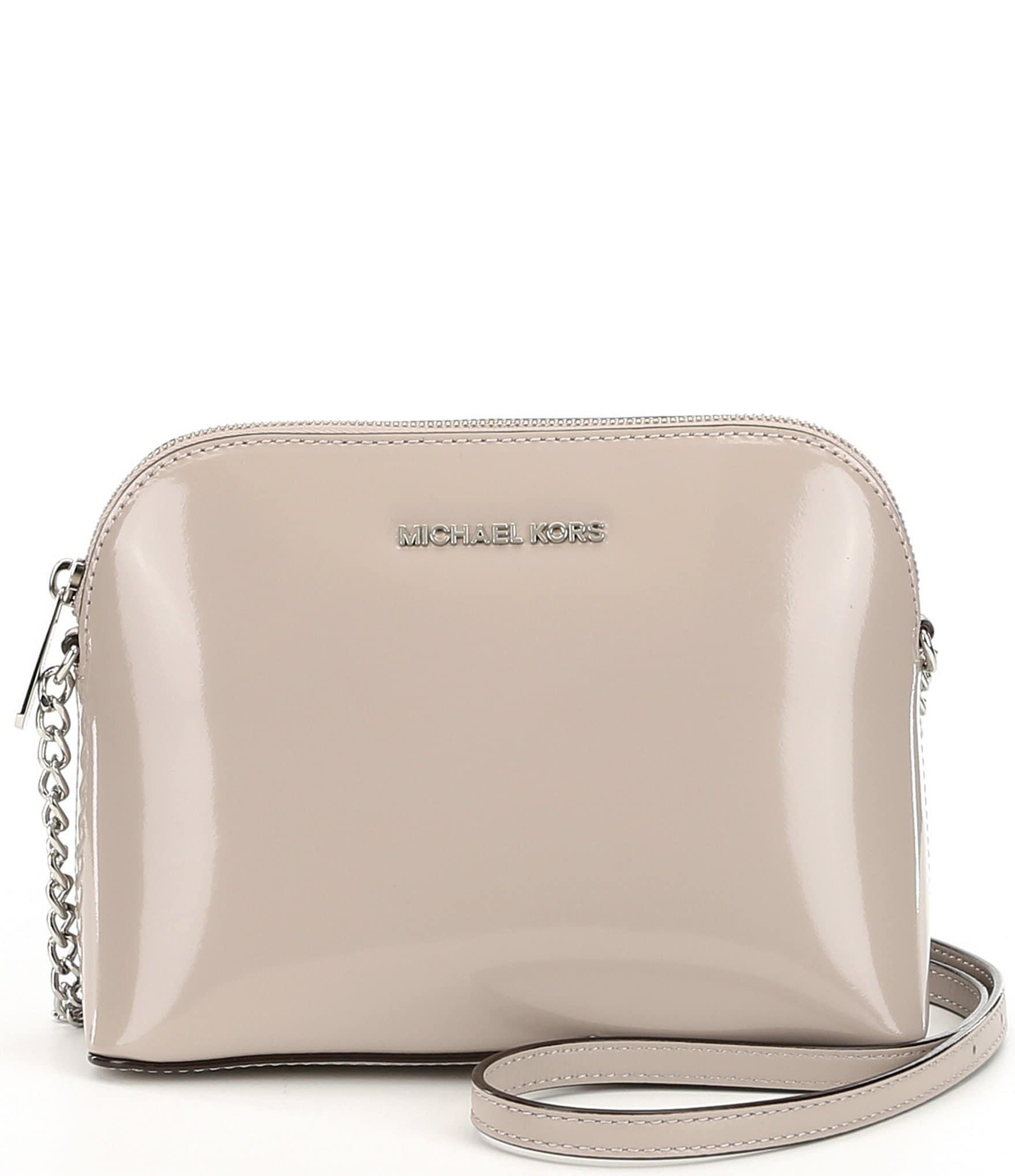 ccd771ac9363 Buy michael kors crossbody silver > OFF65% Discounted