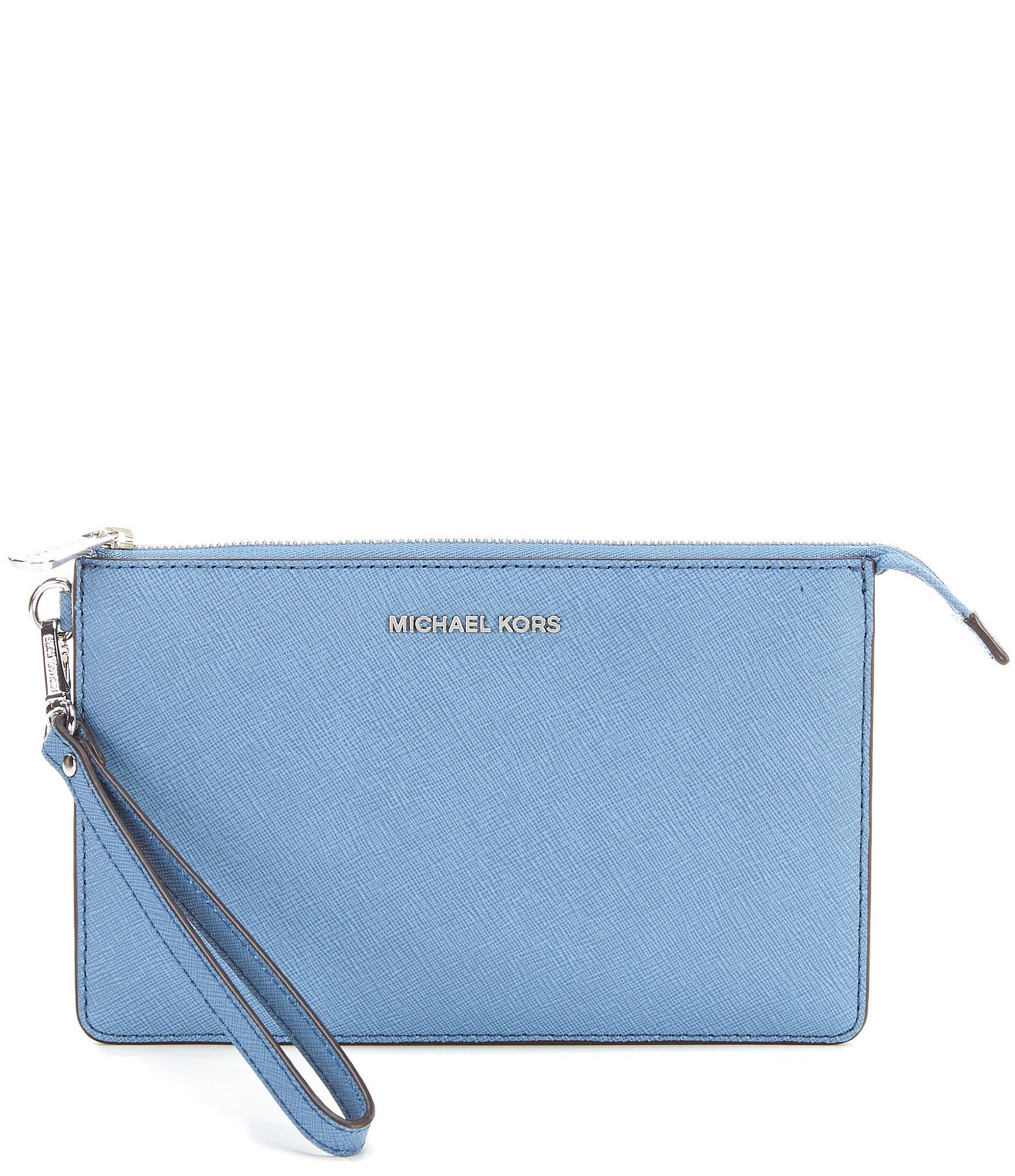 71bc24ec3c35df Buy michael kors electric blue wristlet > OFF64% Discounted