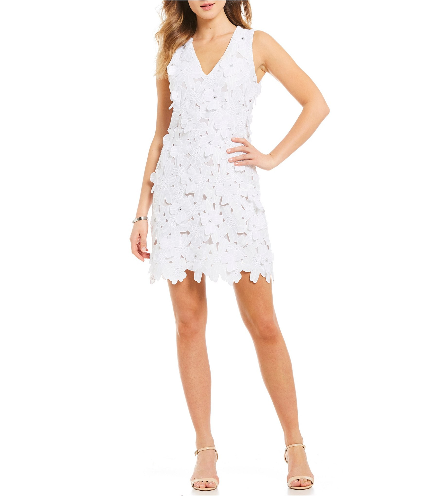 MICHAEL Michael Kors Women\'s Sleeveless Cocktail Dresses | Dillards
