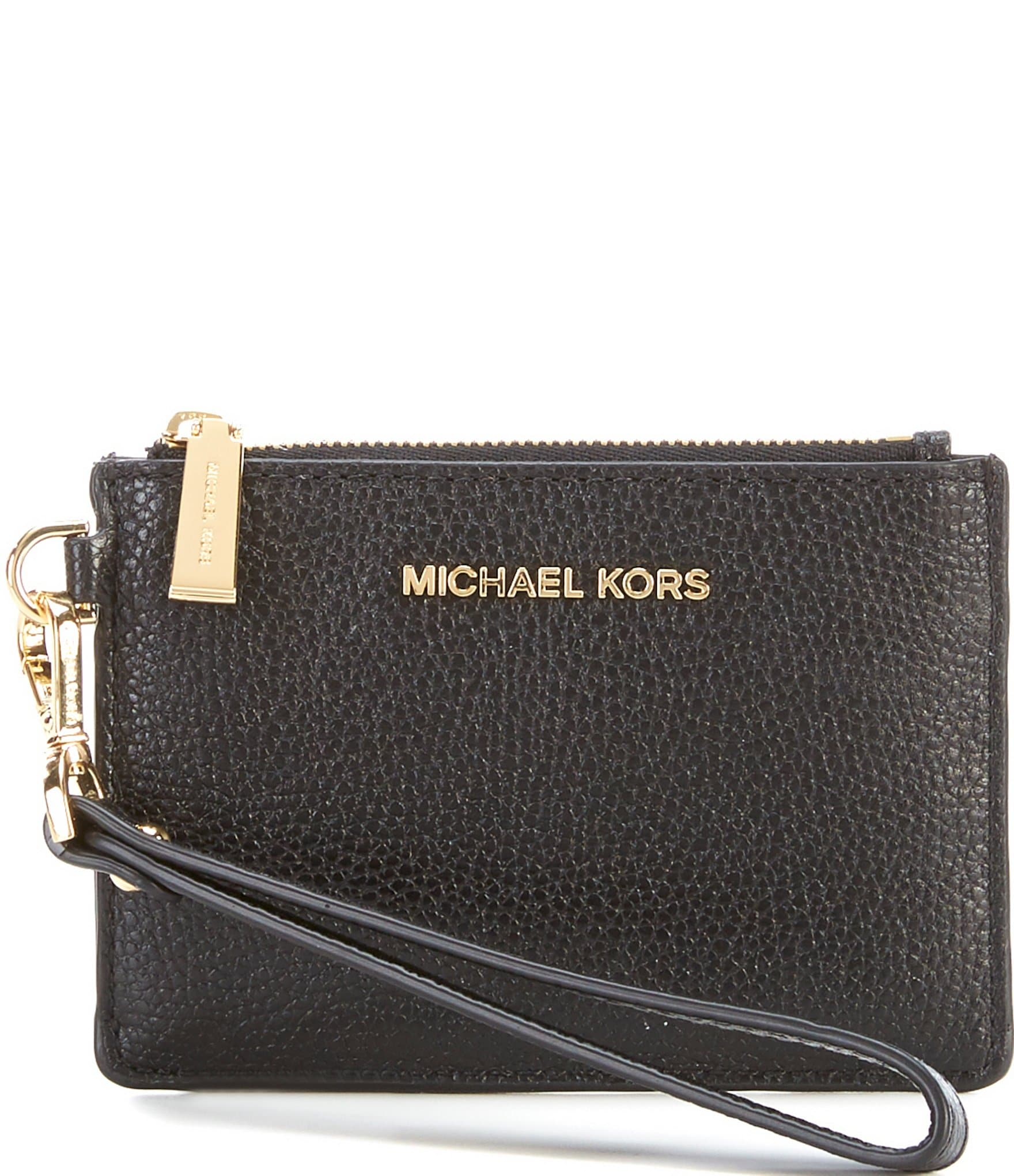 12c8a14f9048 michael kors wristlet brown sale > OFF62% Discounted