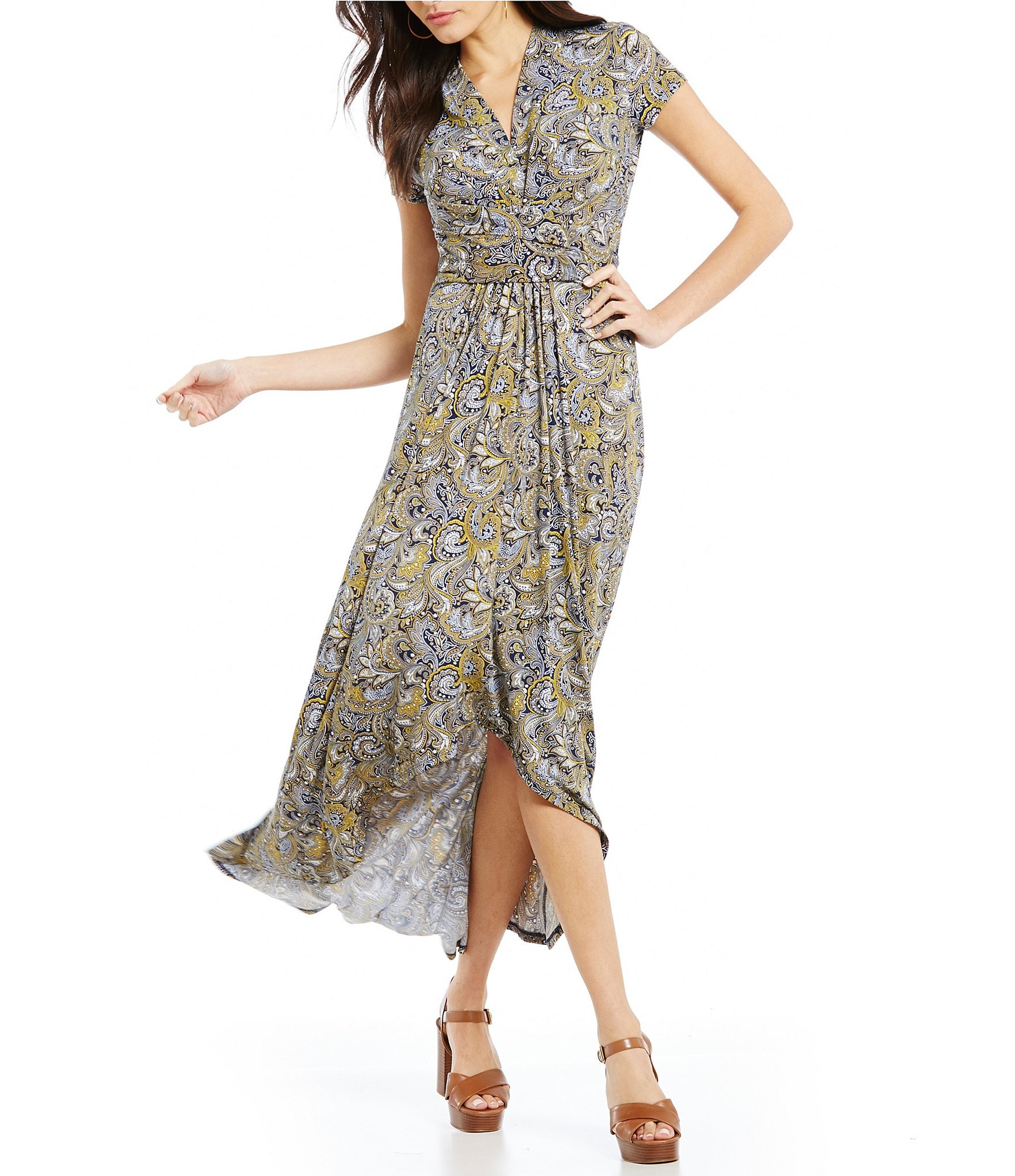 Buy Michael Kors Paisley Print Dress Off59 Discounted