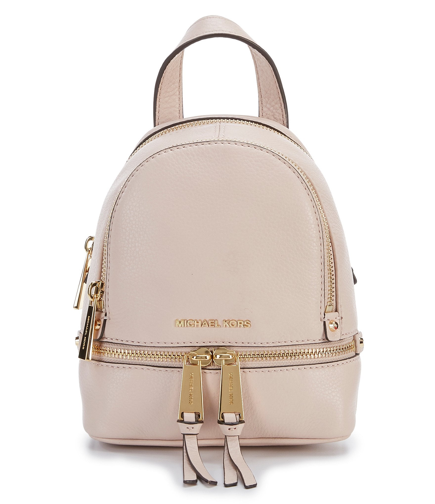 ... rhea zip md backpack cement e9e1a f5738 promo code for michael michael  kors ivory backpacks dillards 1df69 57e87 ... 1e05796b989c6