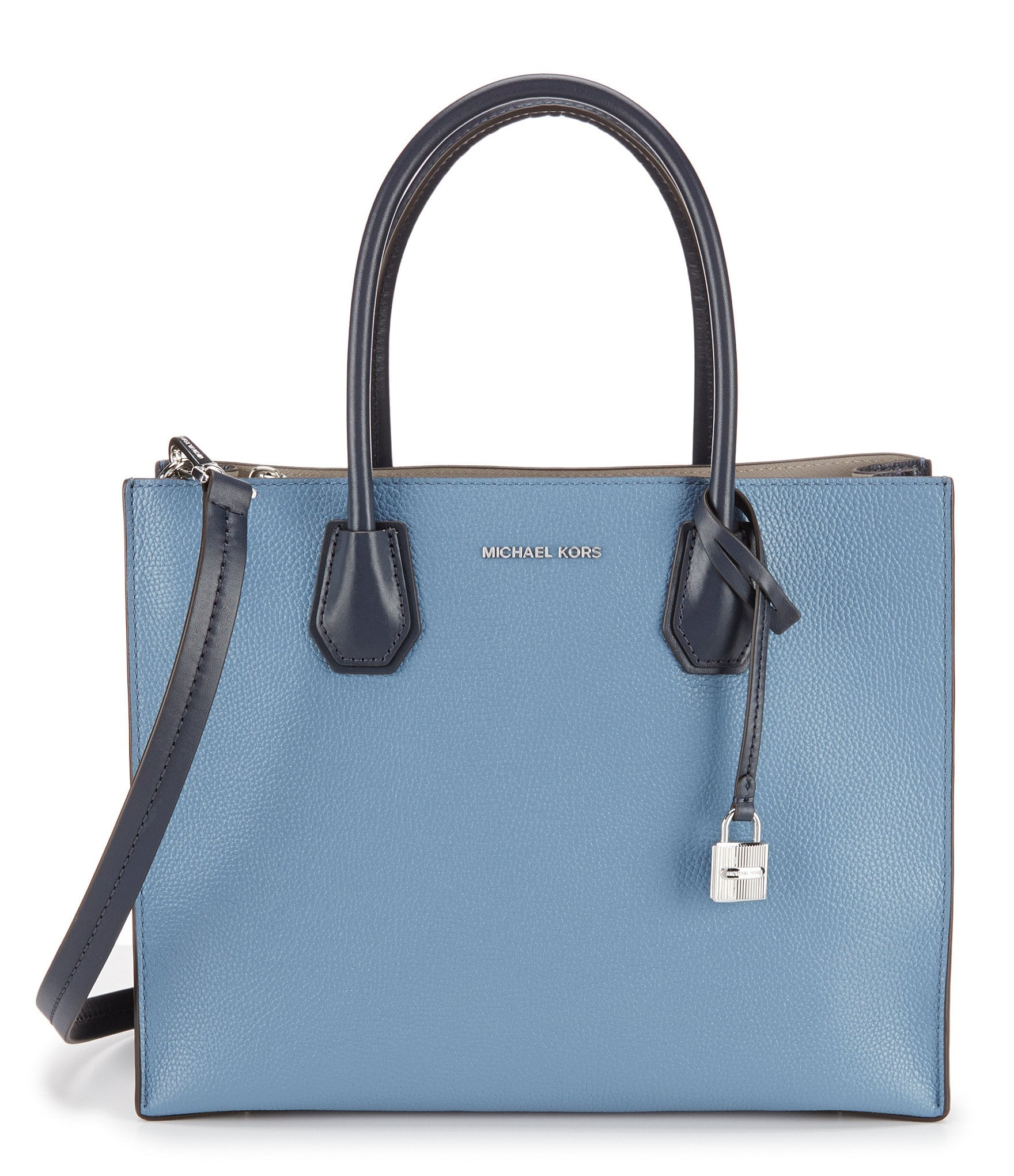 ca7eba0818 Buy michael kors tote blue   OFF65% Discounted
