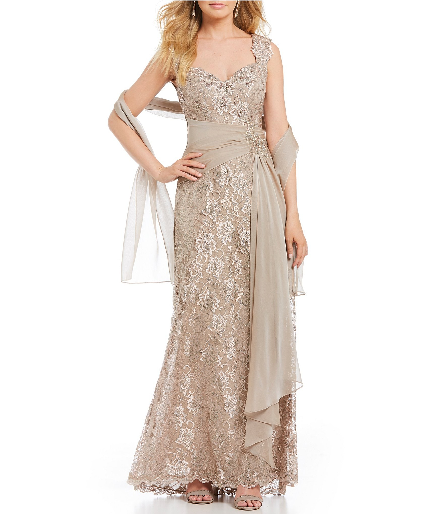 Bridesmaid wedding party dresses dillards ombrellifo Image collections