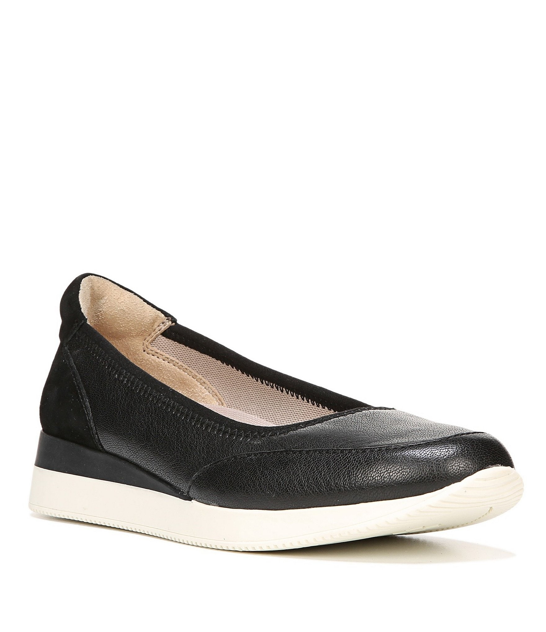 naturalizer junction slip on shoes dillards