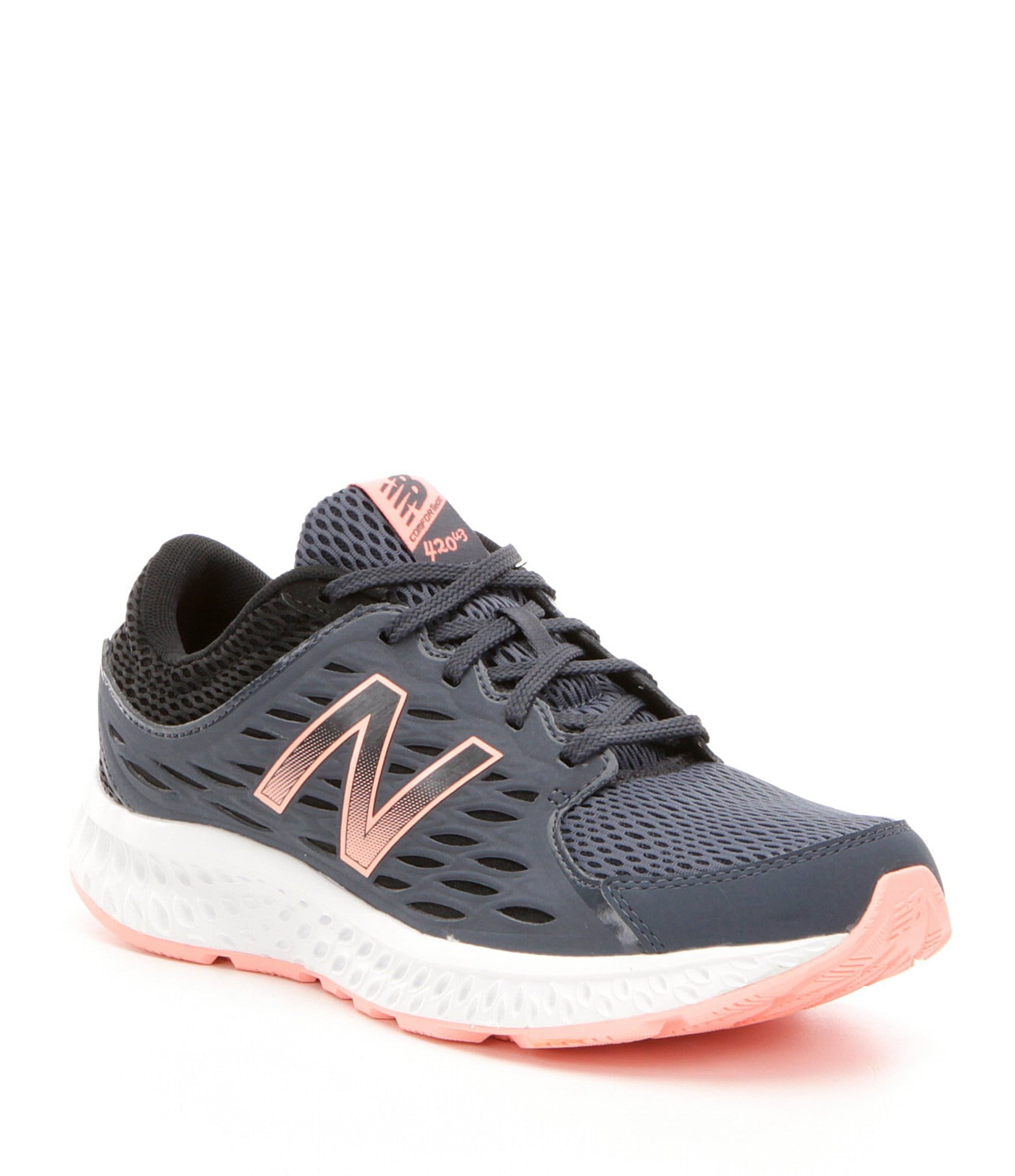 new balance women s 420 v3 running shoes dillards. Black Bedroom Furniture Sets. Home Design Ideas
