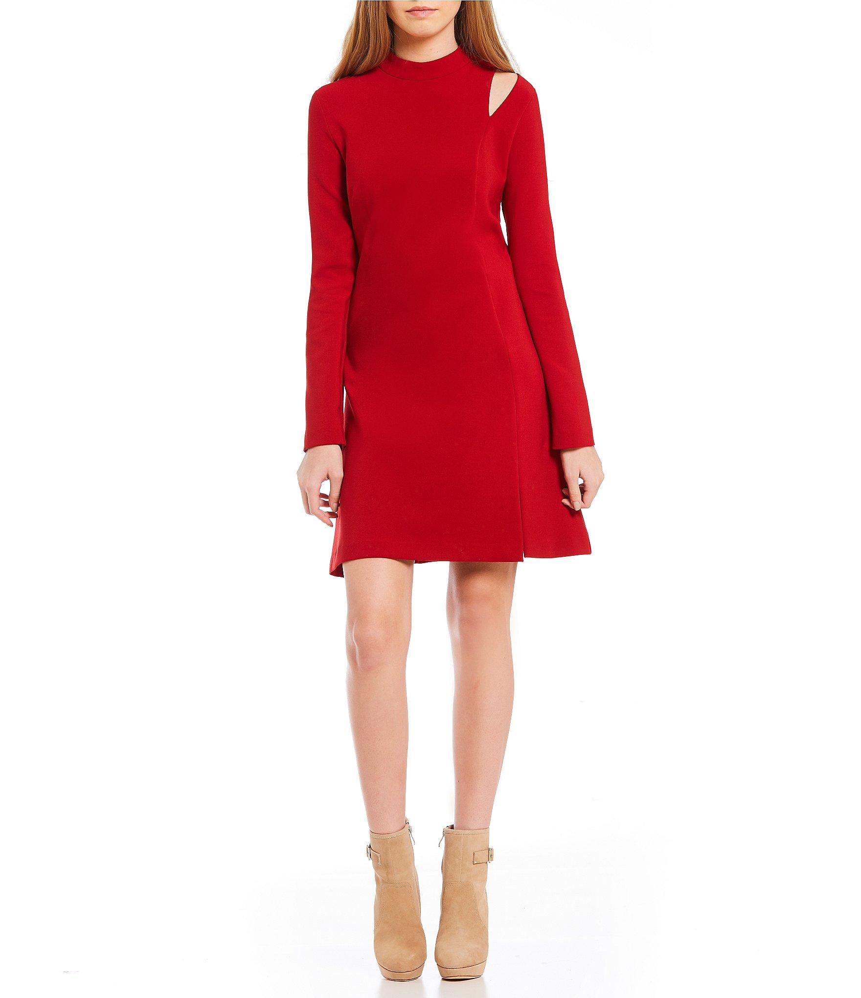 Women\'s Long-Sleeve Cocktail Dresses | Dillards