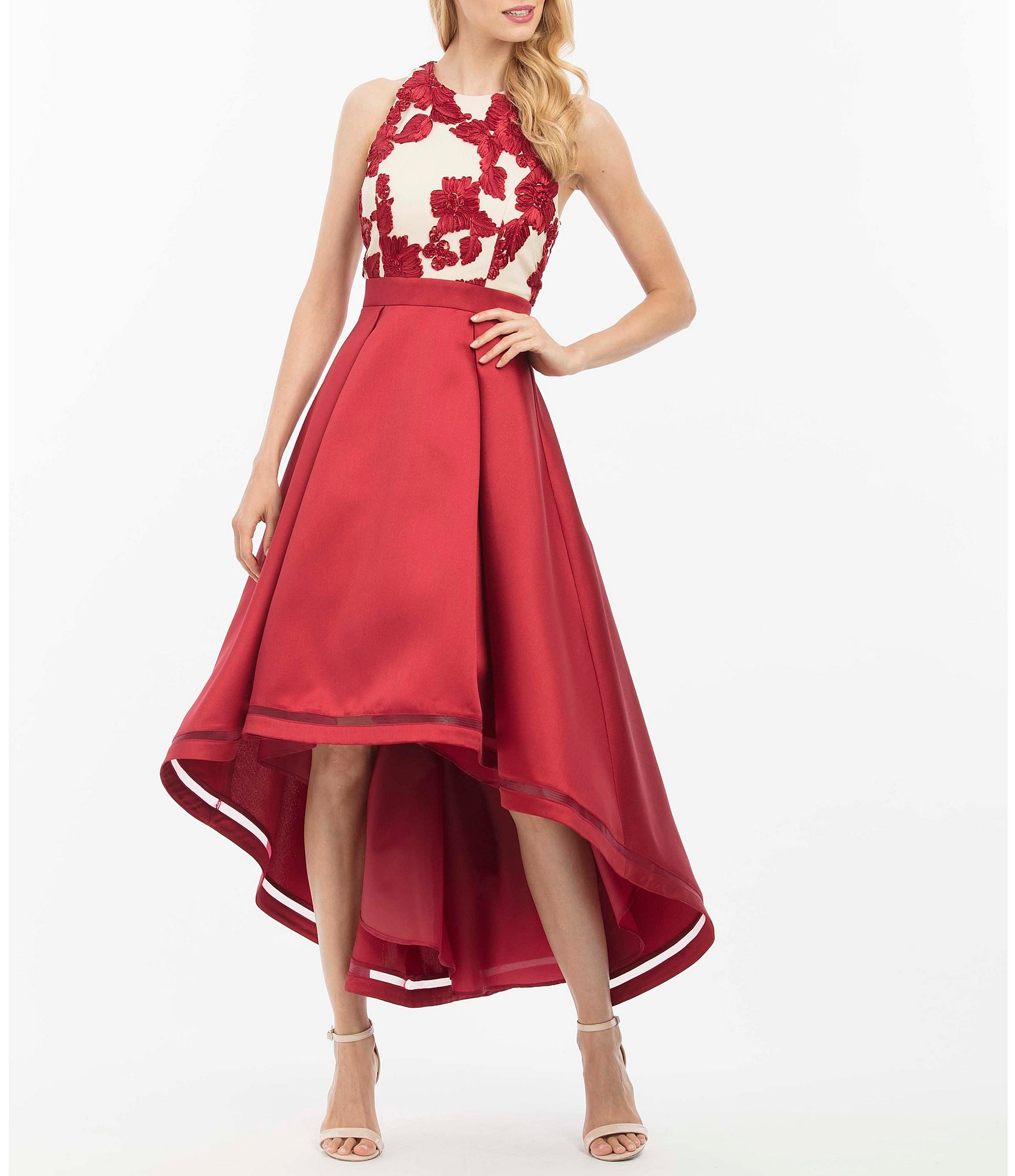 red dresses at dillards - Gowns and Dress Ideas