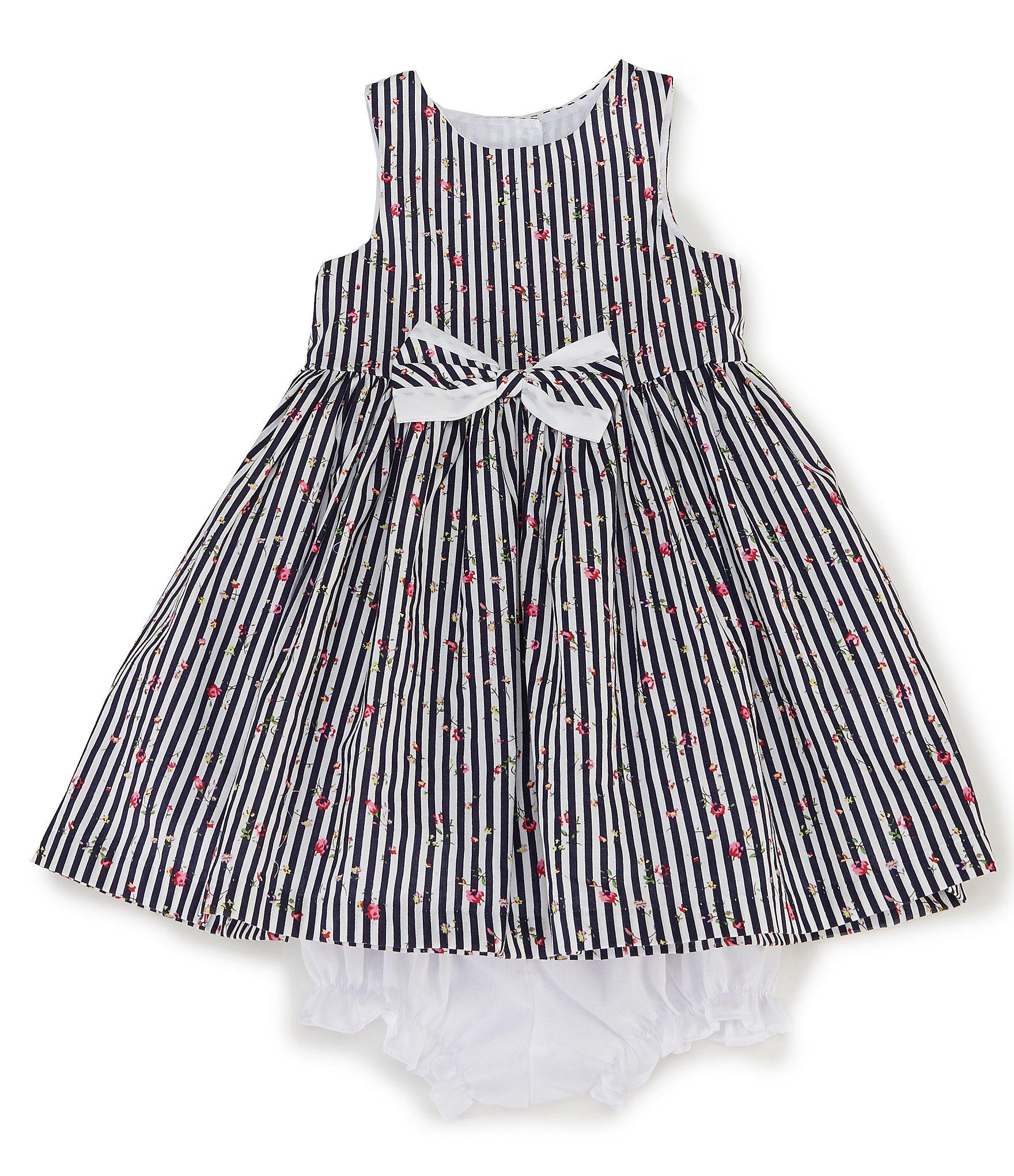 navy blue dress Baby