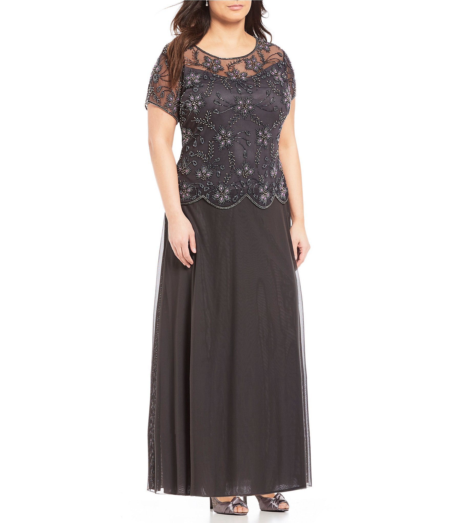 Plus-Size Formal Dresses & Gowns   Dilllards