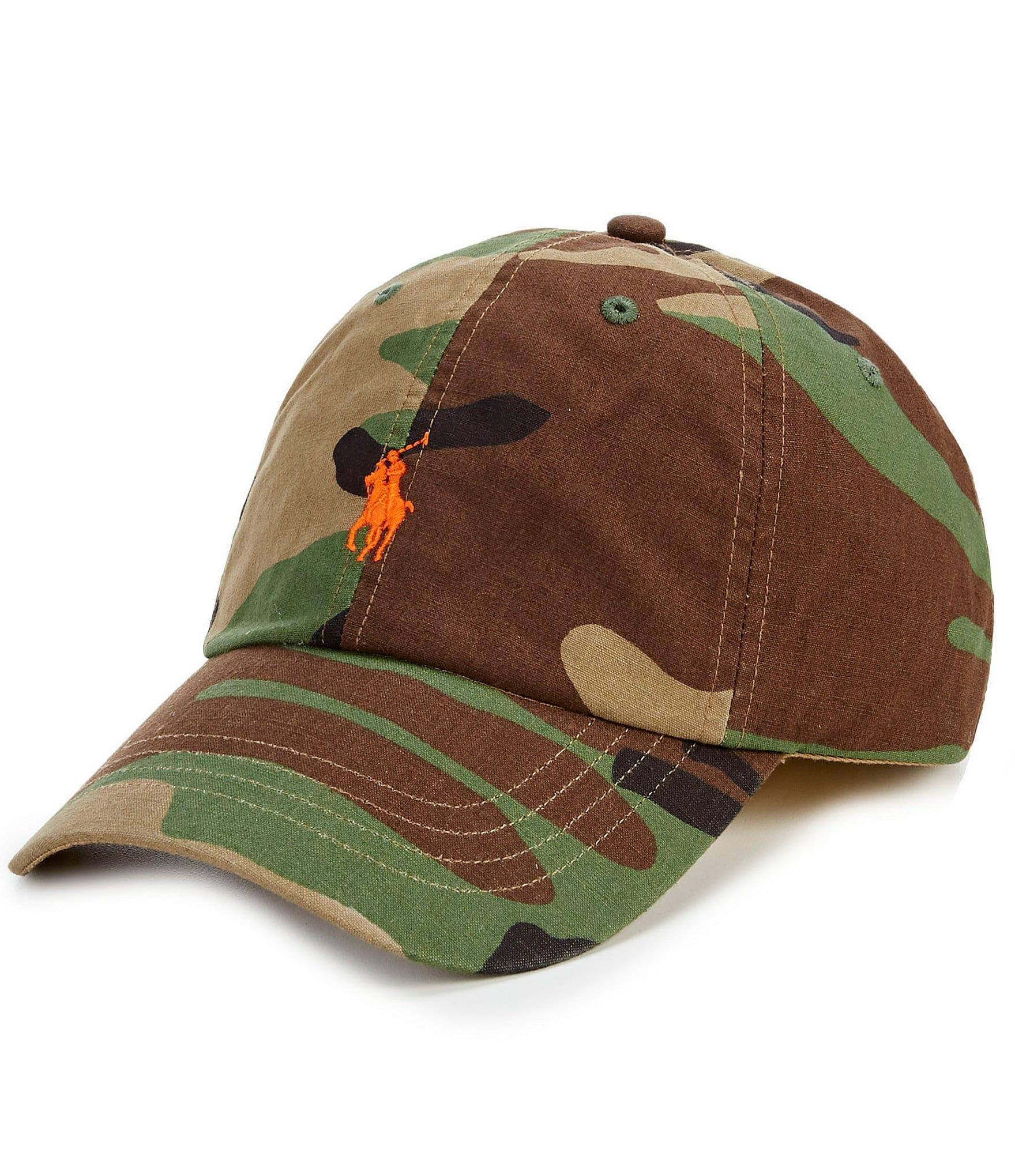 nike camo bucket hat