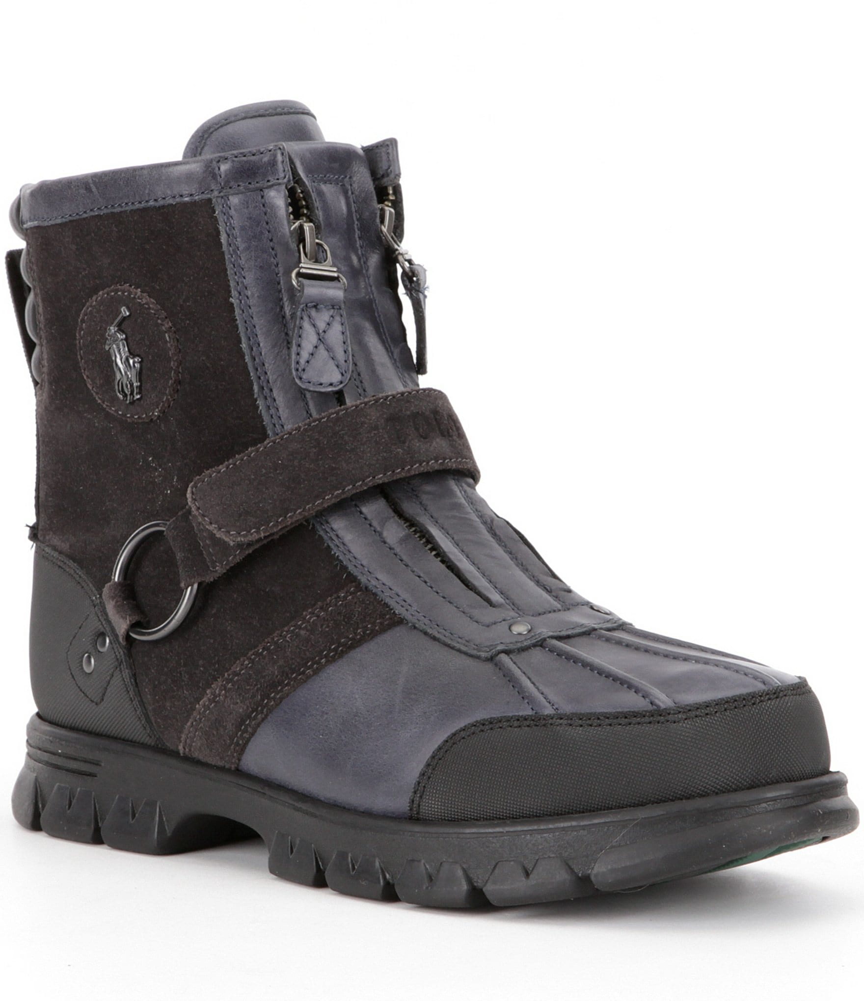 polo ralph lauren conquest iii men s rugged boots dillards. Black Bedroom Furniture Sets. Home Design Ideas