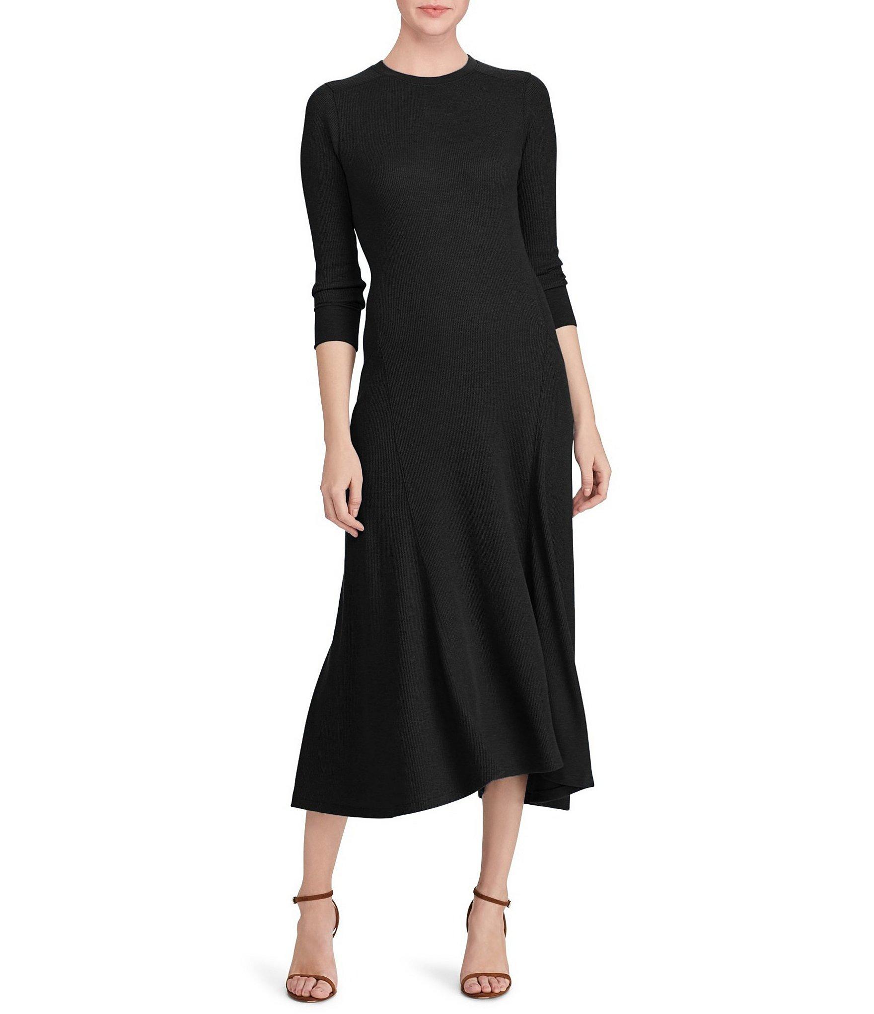 polo ralph lauren long sleeve olivia cotton shirt dress. Black Bedroom Furniture Sets. Home Design Ideas