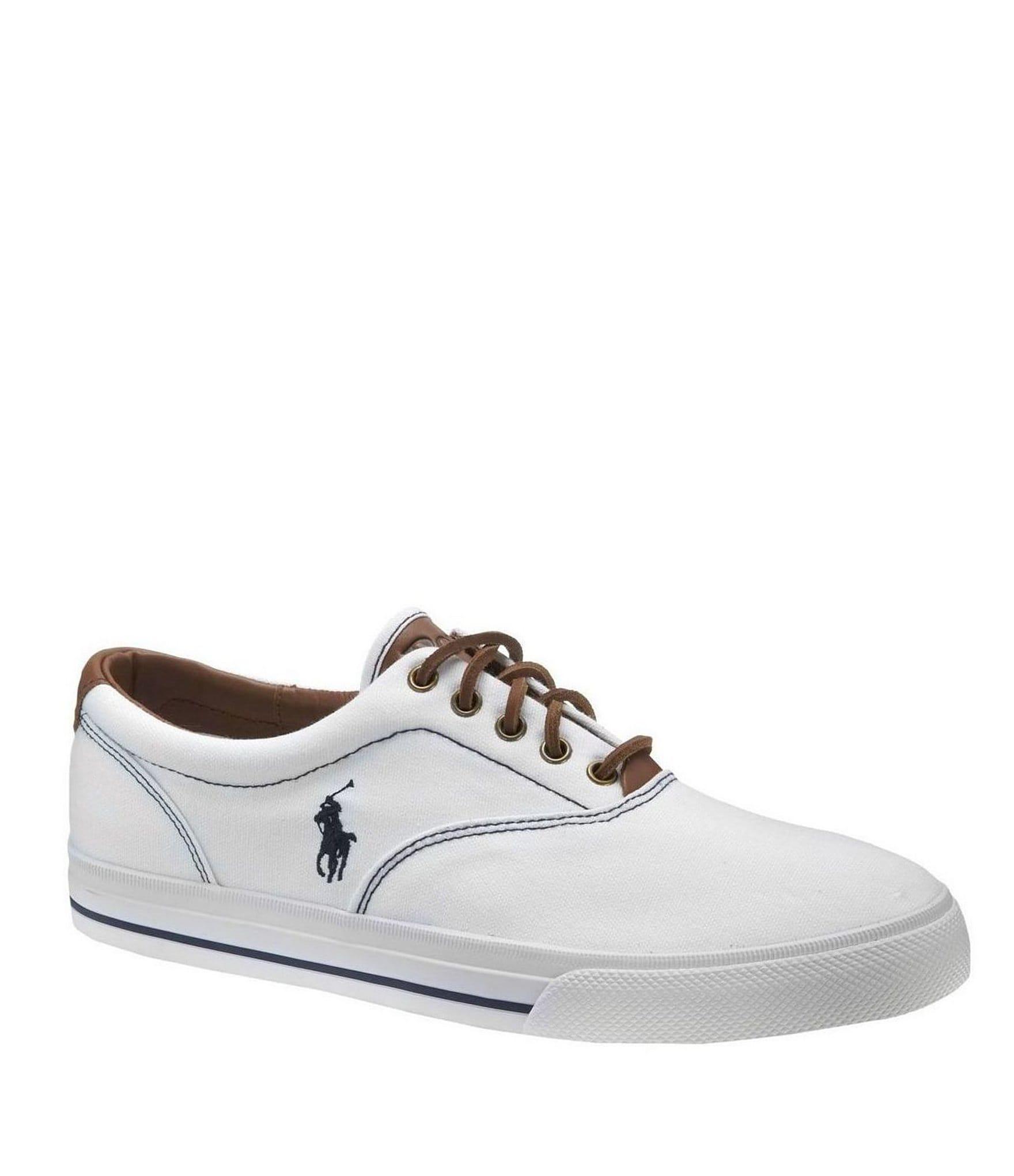 polo ralph vaughn canvas shoes dillards